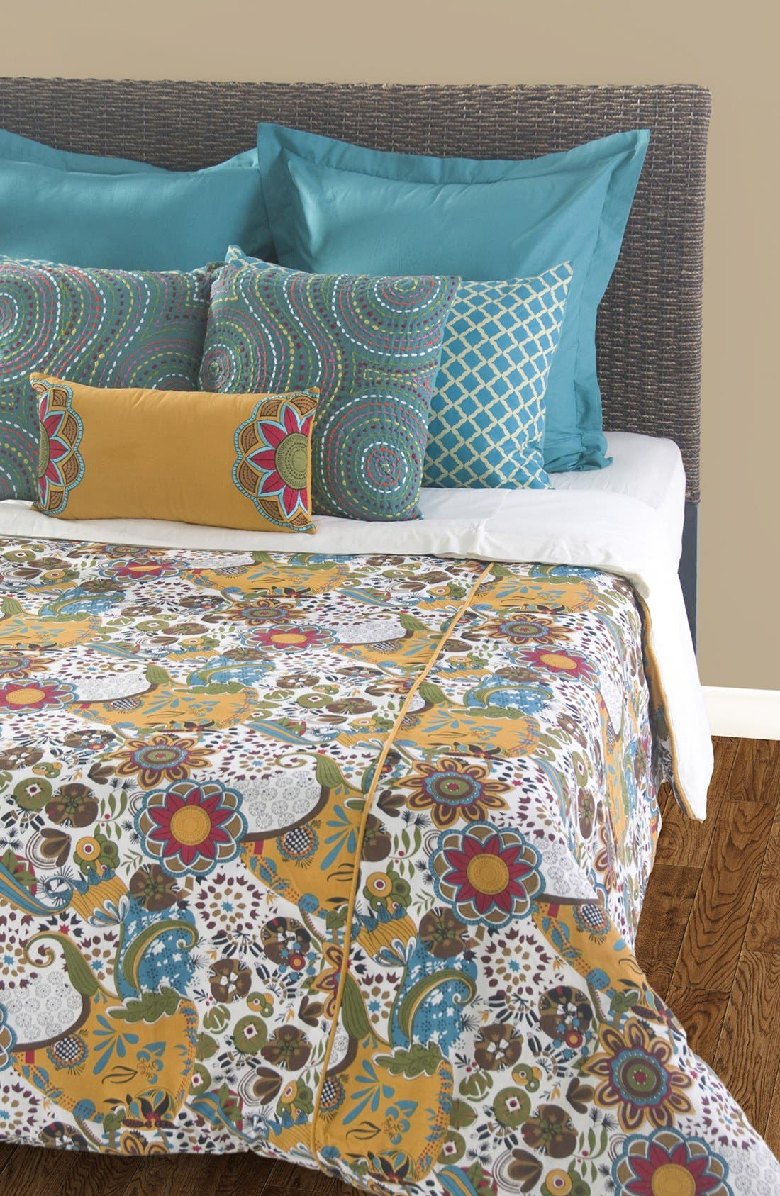 Carmen Duvet Cover & Sham Set,                             Main thumbnail 1, color,                             440