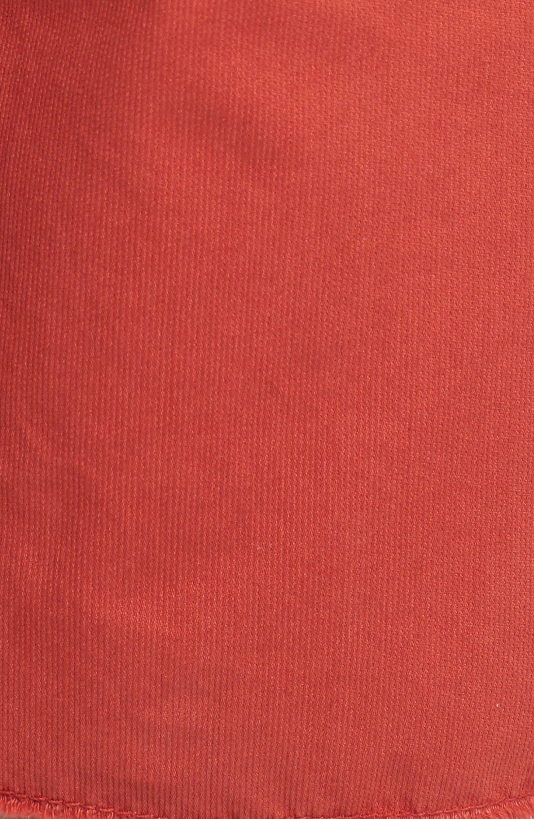 'St. Barts' Raw Edge Shorts,                             Alternate thumbnail 5, color,                             801