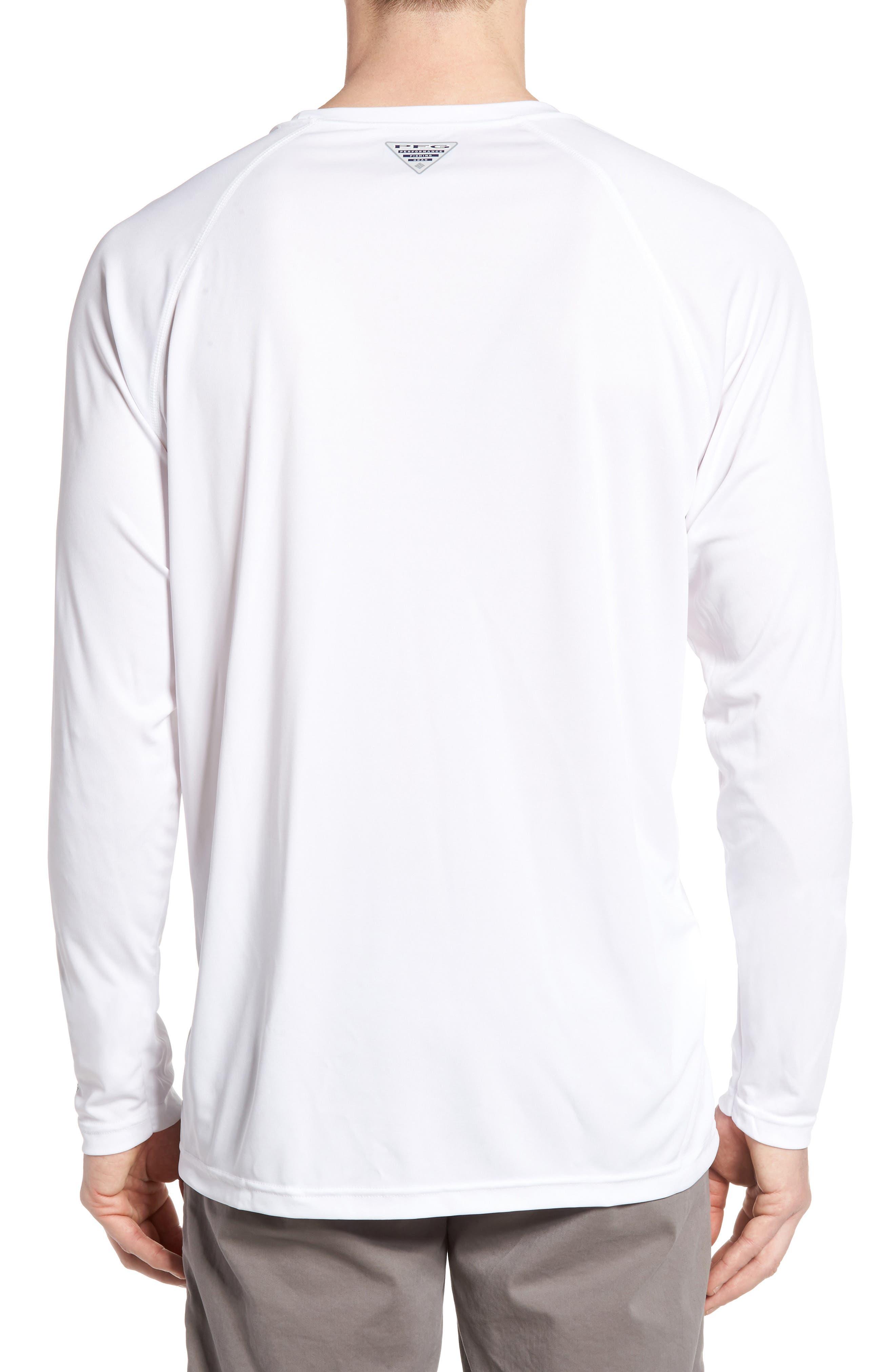 PFG Terminal Tackle Performance Long Sleeve T-Shirt,                             Alternate thumbnail 16, color,