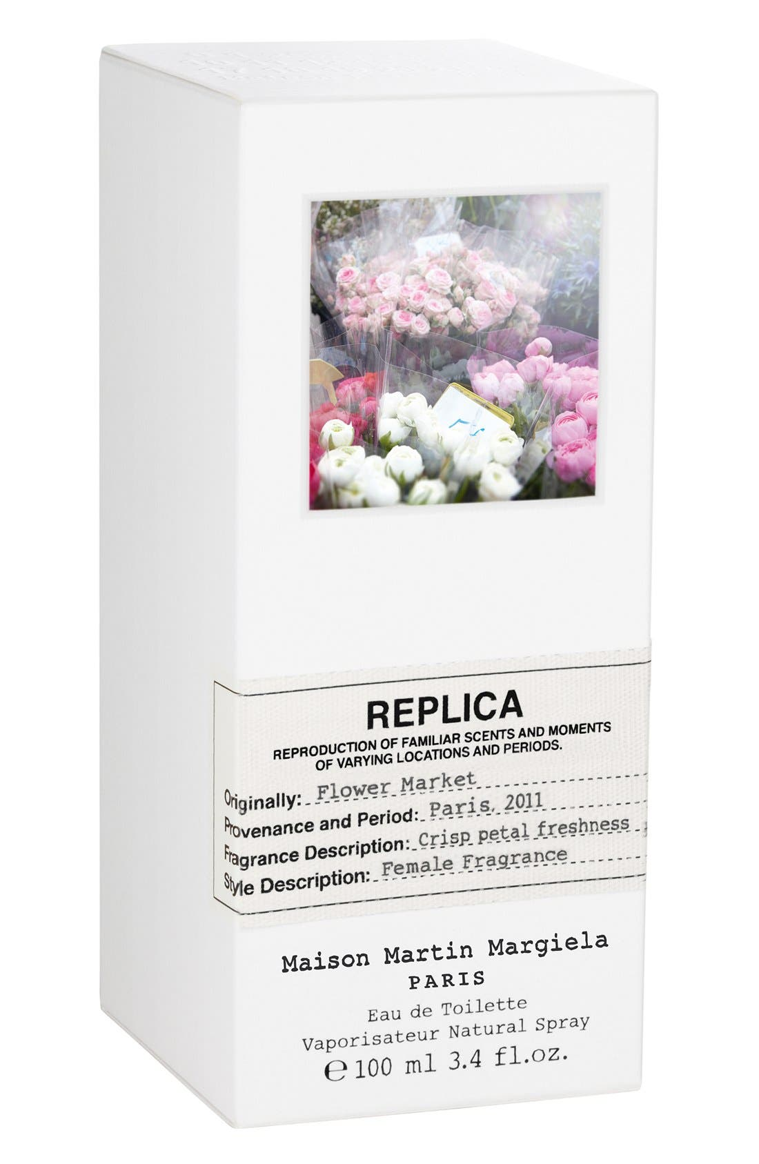MAISON MARGIELA,                             Replica Flower Market Fragrance,                             Alternate thumbnail 3, color,                             NO COLOR