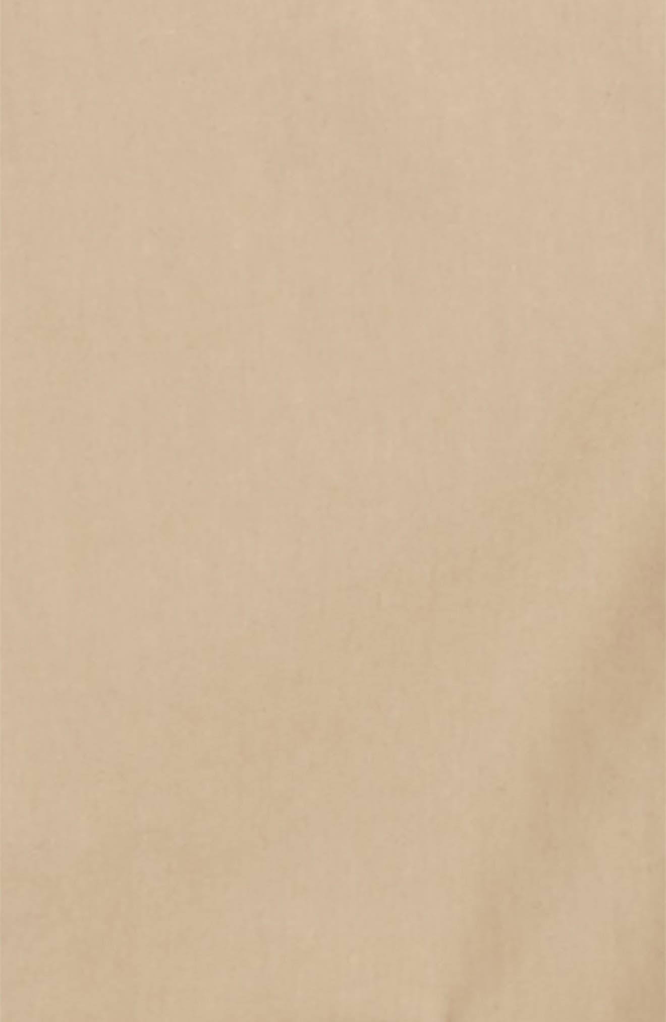 Mini Bradley Hooded Trench Coat,                             Alternate thumbnail 2, color,                             HONEY