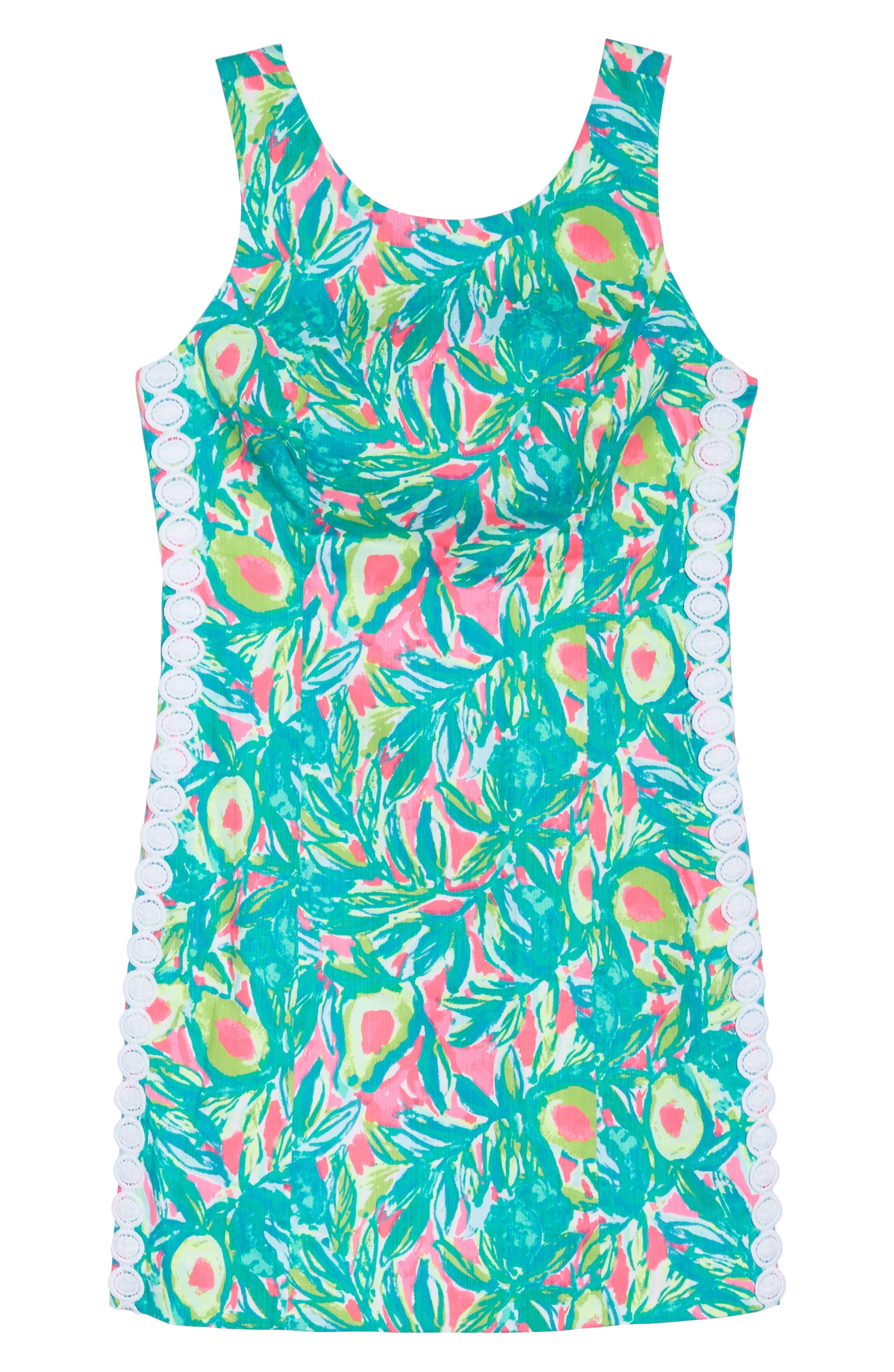 Mila Sheath Dress,                             Alternate thumbnail 6, color,                             697