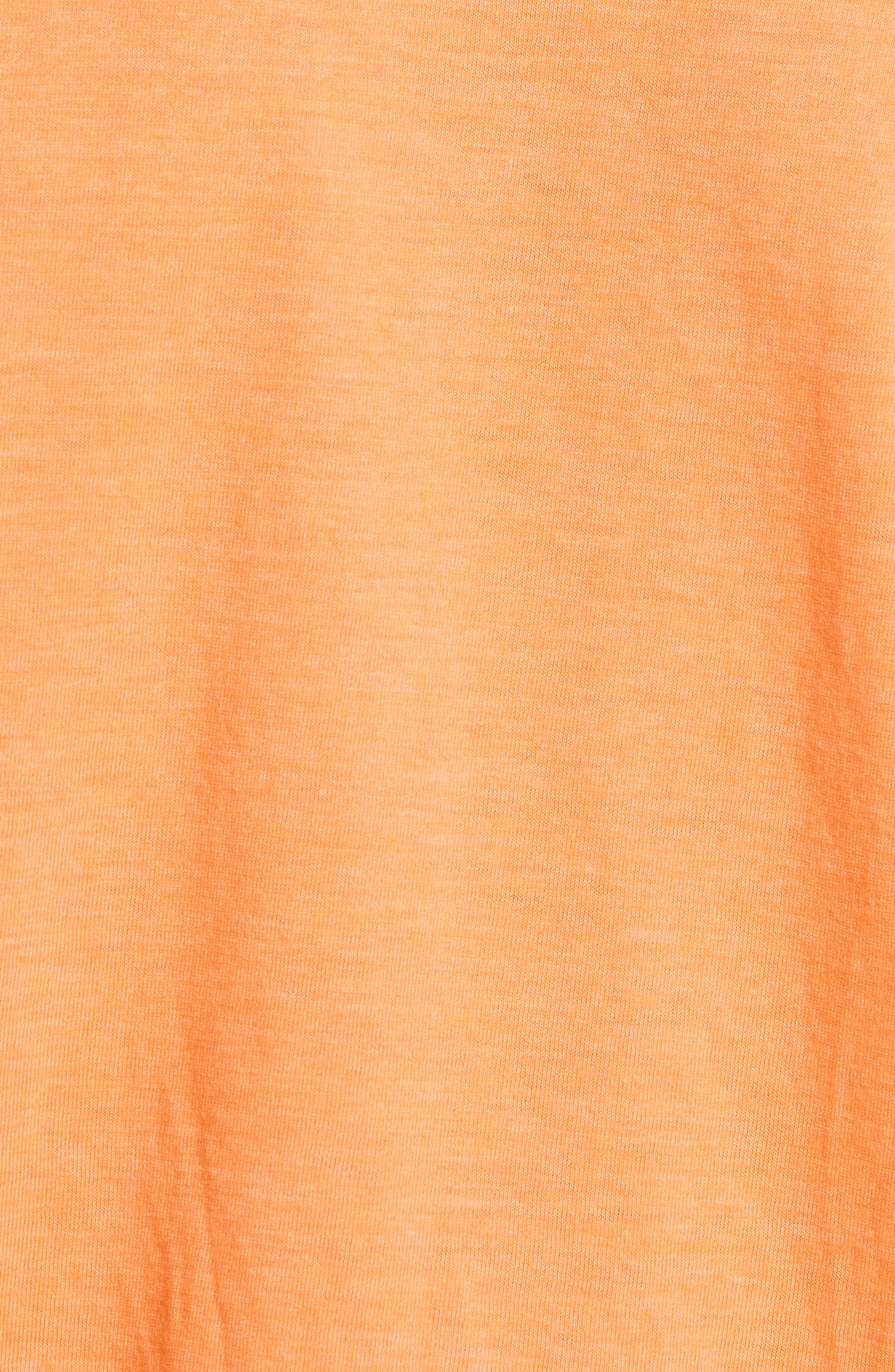 Scallop Triblend Crewneck T-Shirt,                             Alternate thumbnail 106, color,
