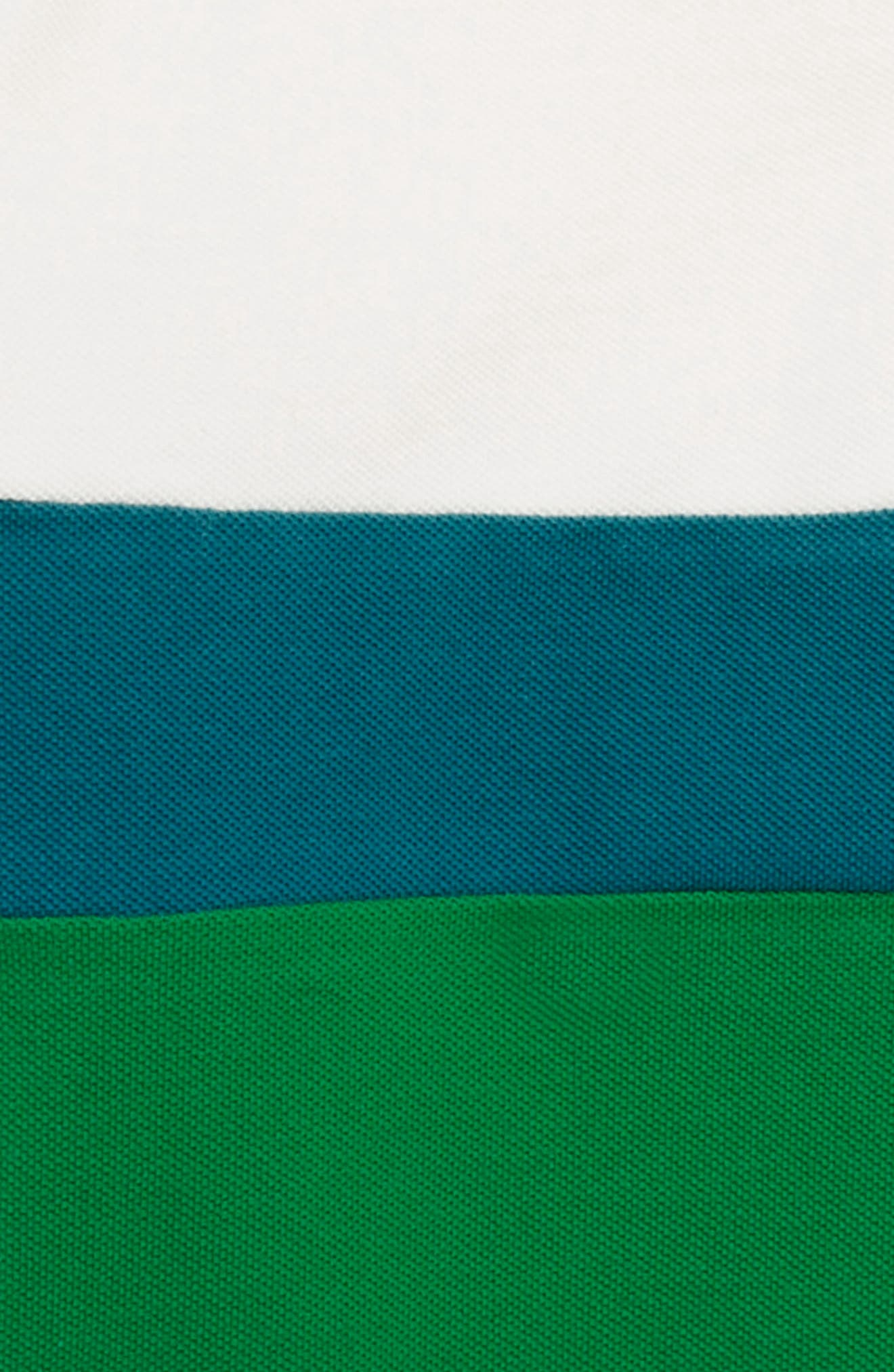 Colorblock Piqué Polo,                             Alternate thumbnail 2, color,                             315
