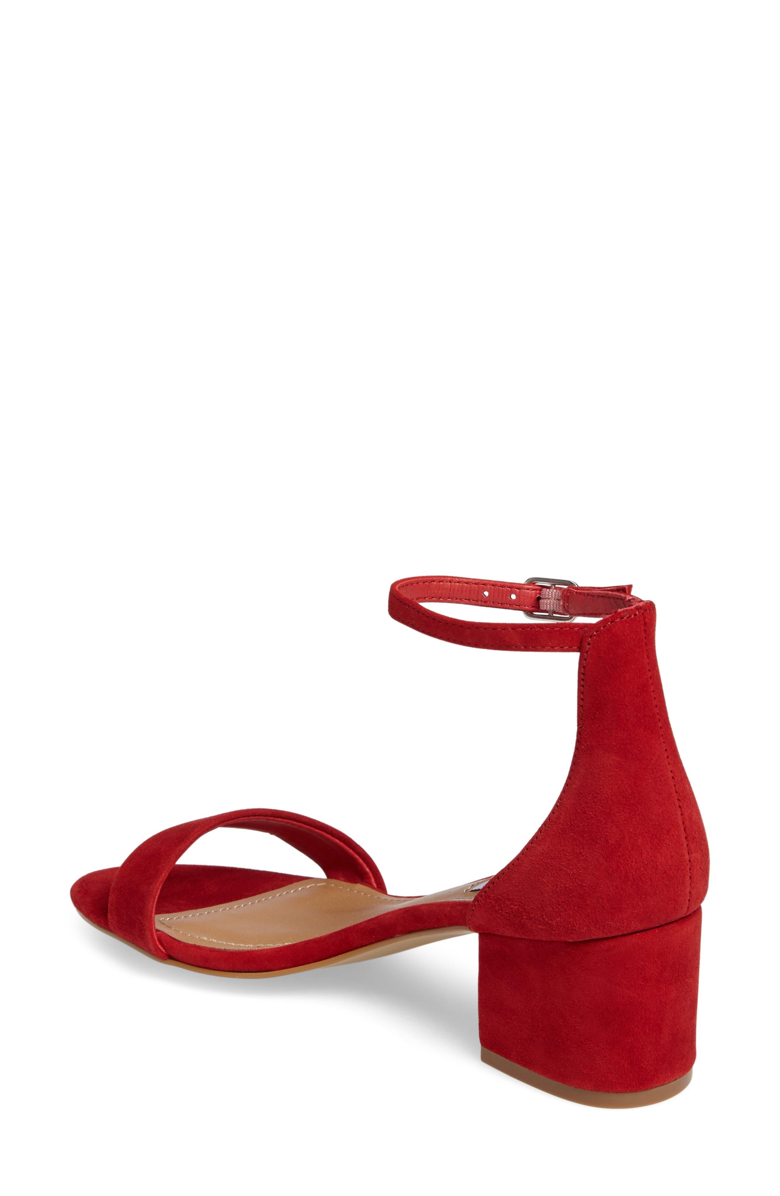 Irenee Ankle Strap Sandal,                             Alternate thumbnail 82, color,