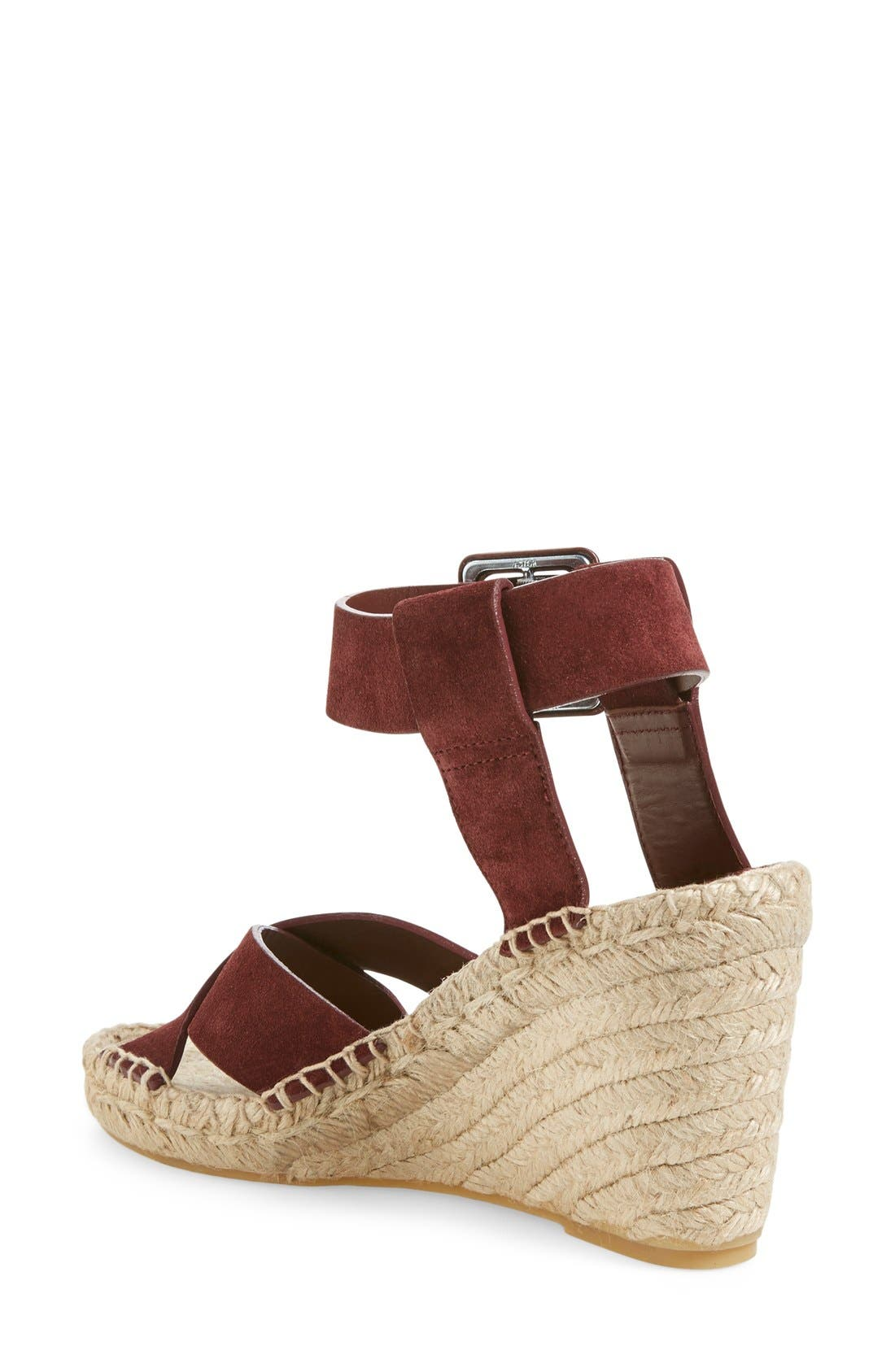 'Stefania' Espadrille Wedge Sandal,                             Alternate thumbnail 2, color,                             200
