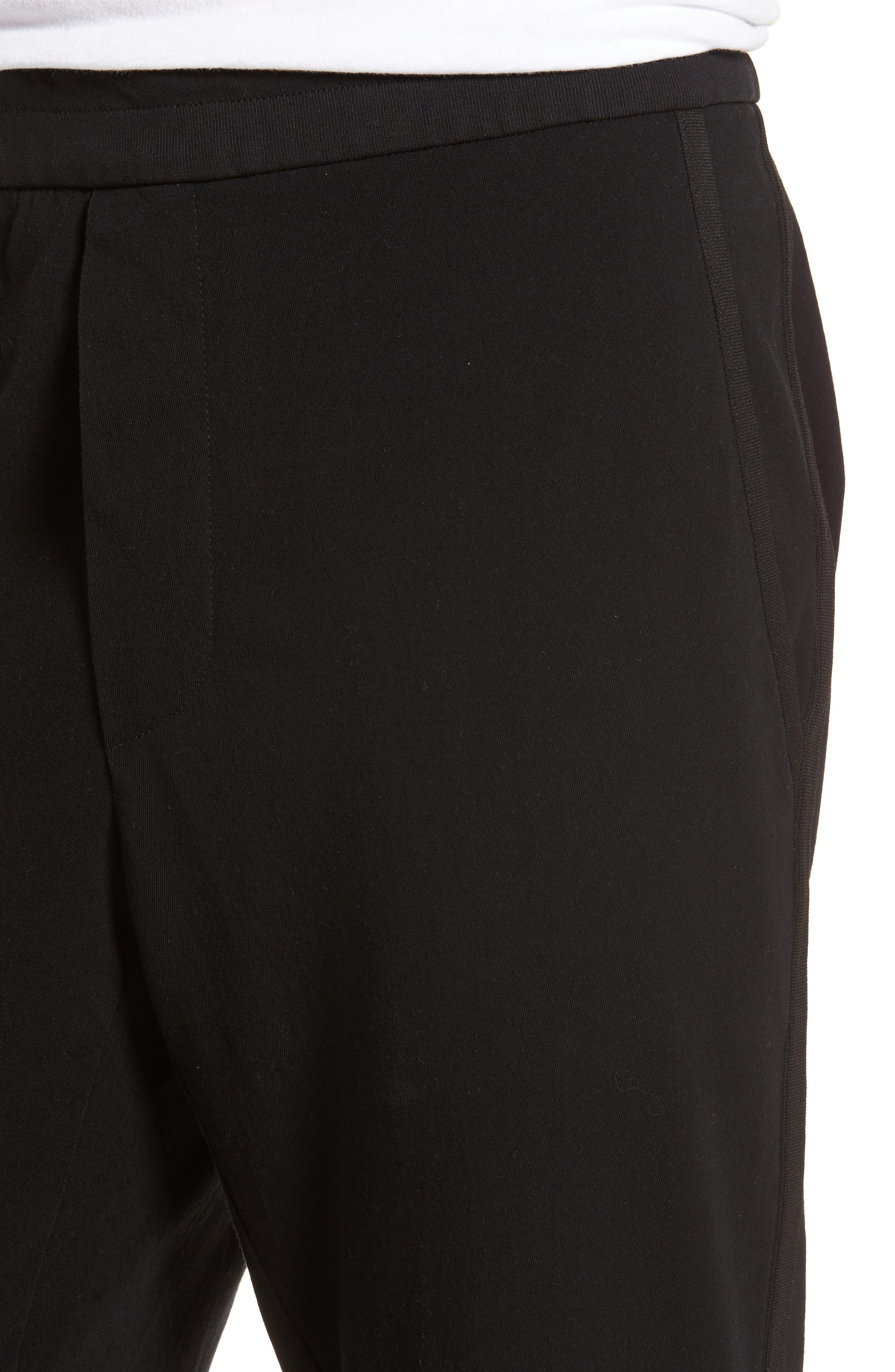 Cotton Pants,                             Alternate thumbnail 4, color,                             001