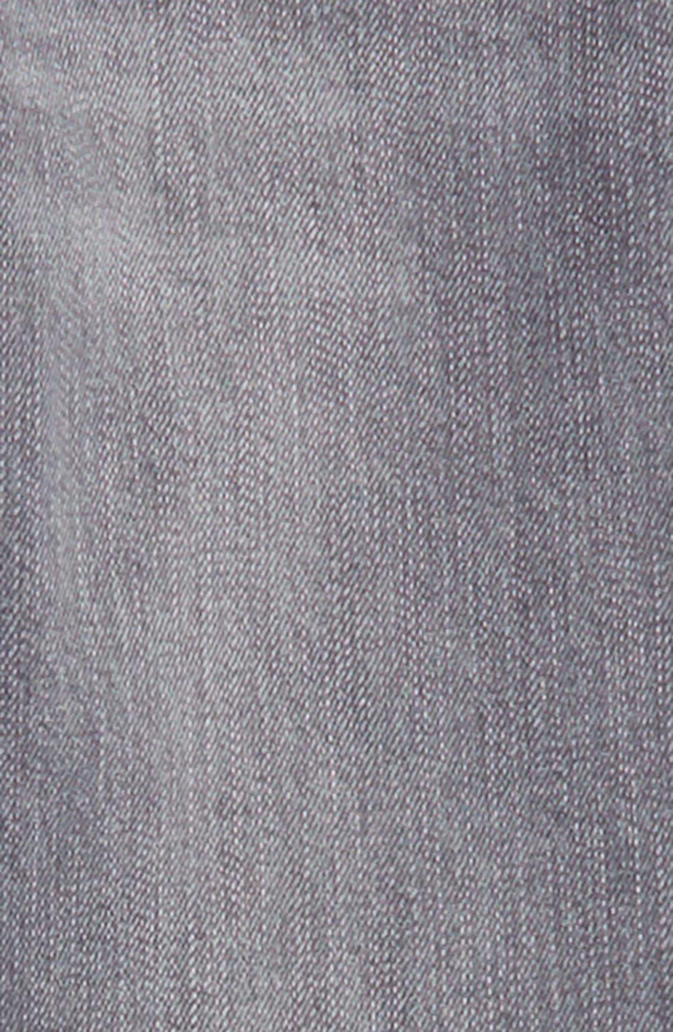 'Solver' Straight Leg Denim Jeans,                             Alternate thumbnail 21, color,