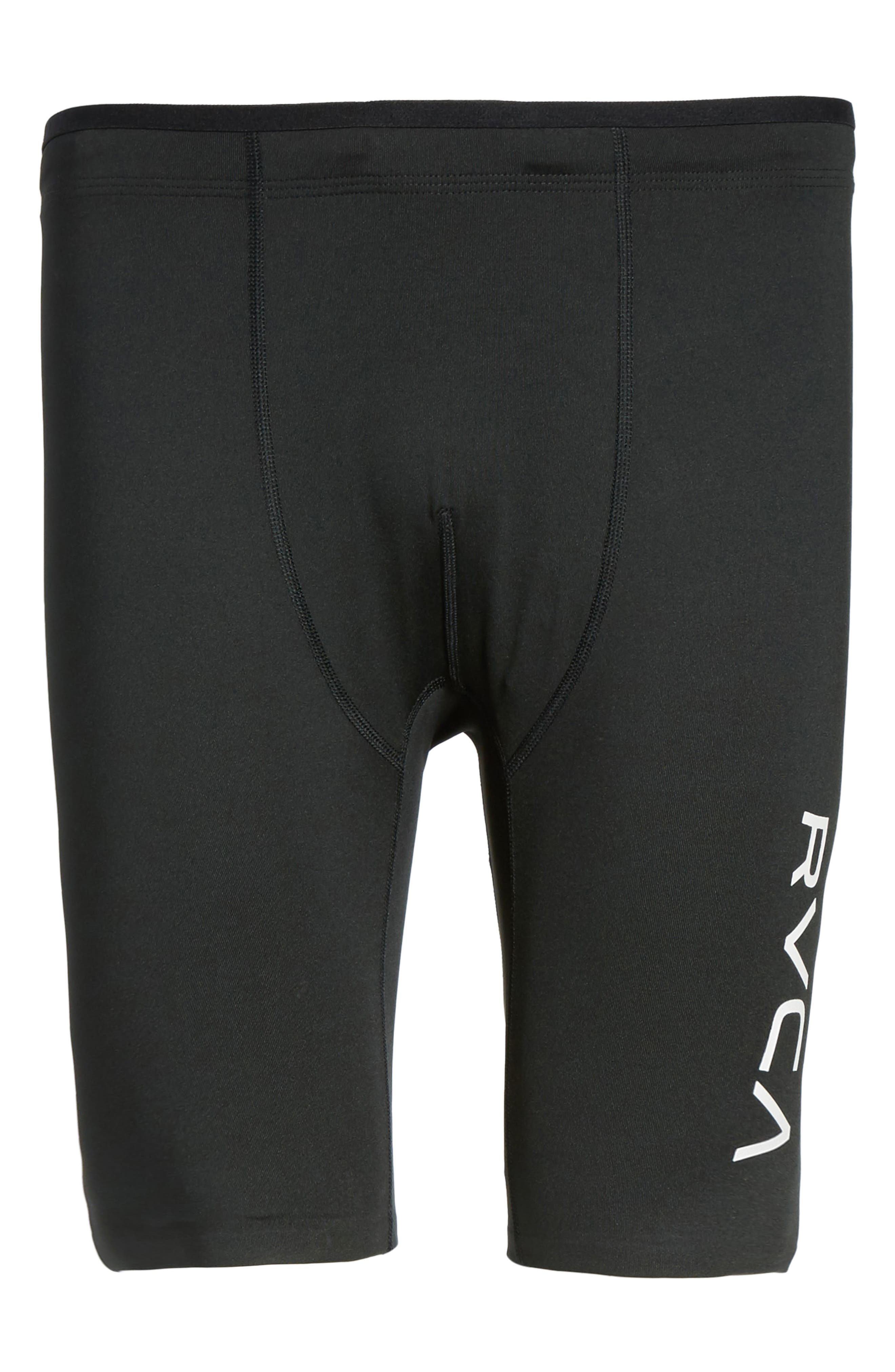Sport Compression Shorts,                             Alternate thumbnail 6, color,                             001