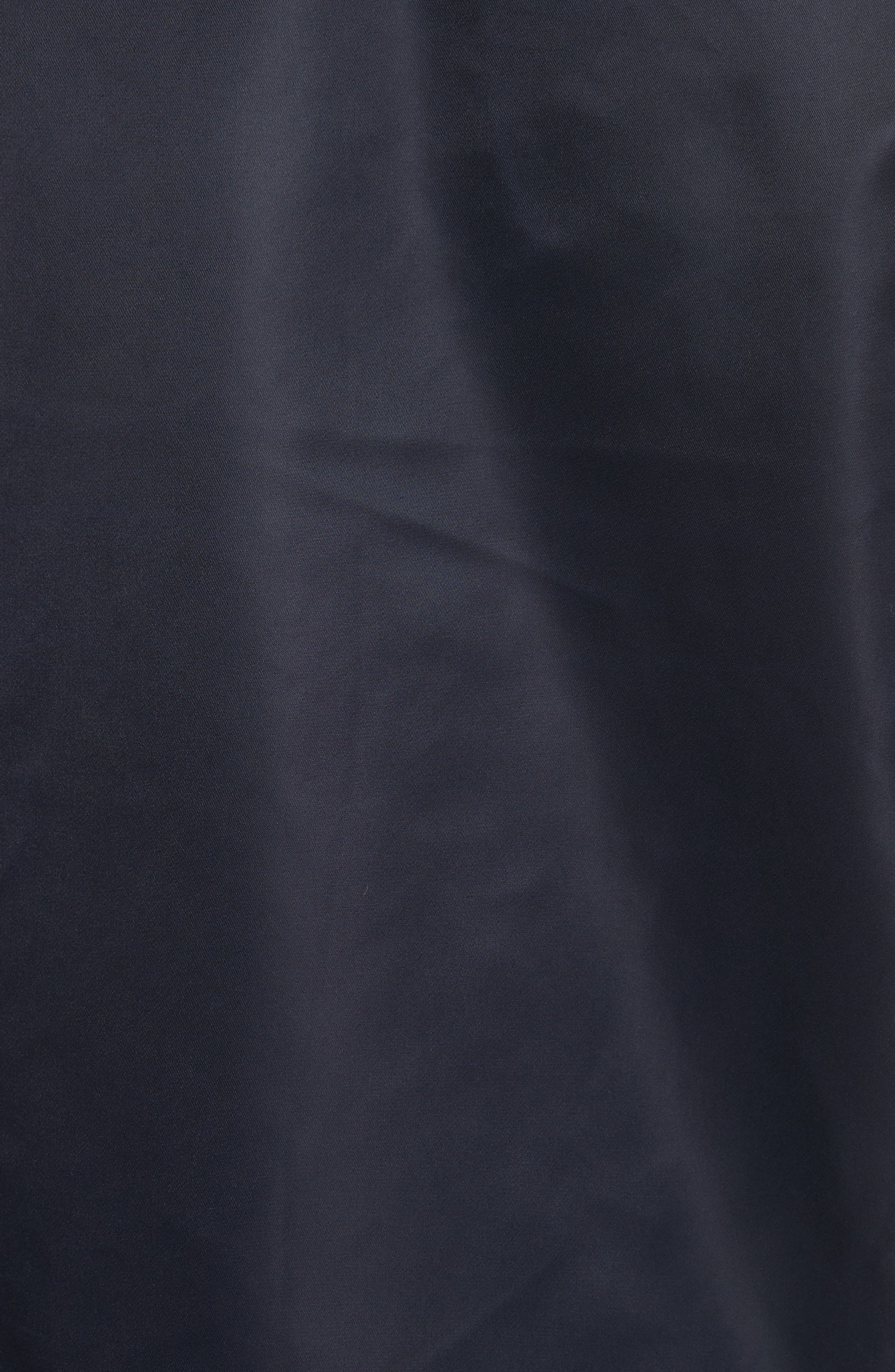 Nylon Bomber Jacket,                             Alternate thumbnail 6, color,