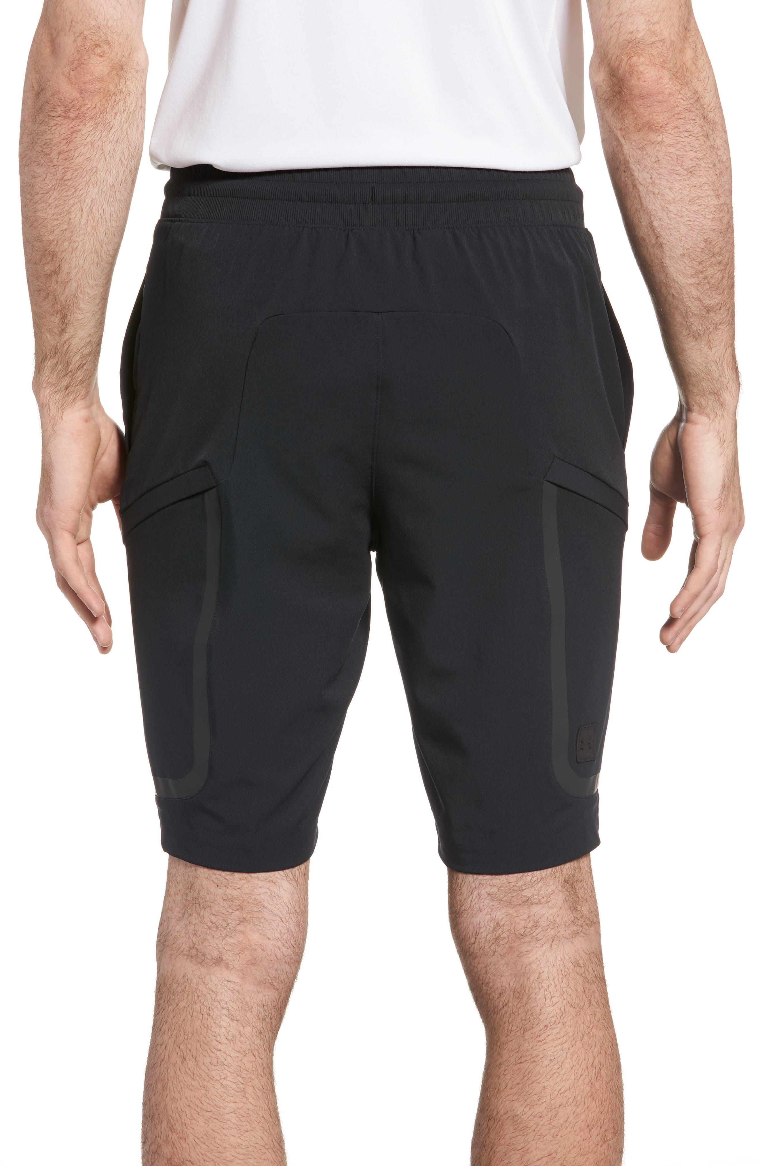 Sportstyle Elite Cargo Shorts,                             Alternate thumbnail 2, color,                             001