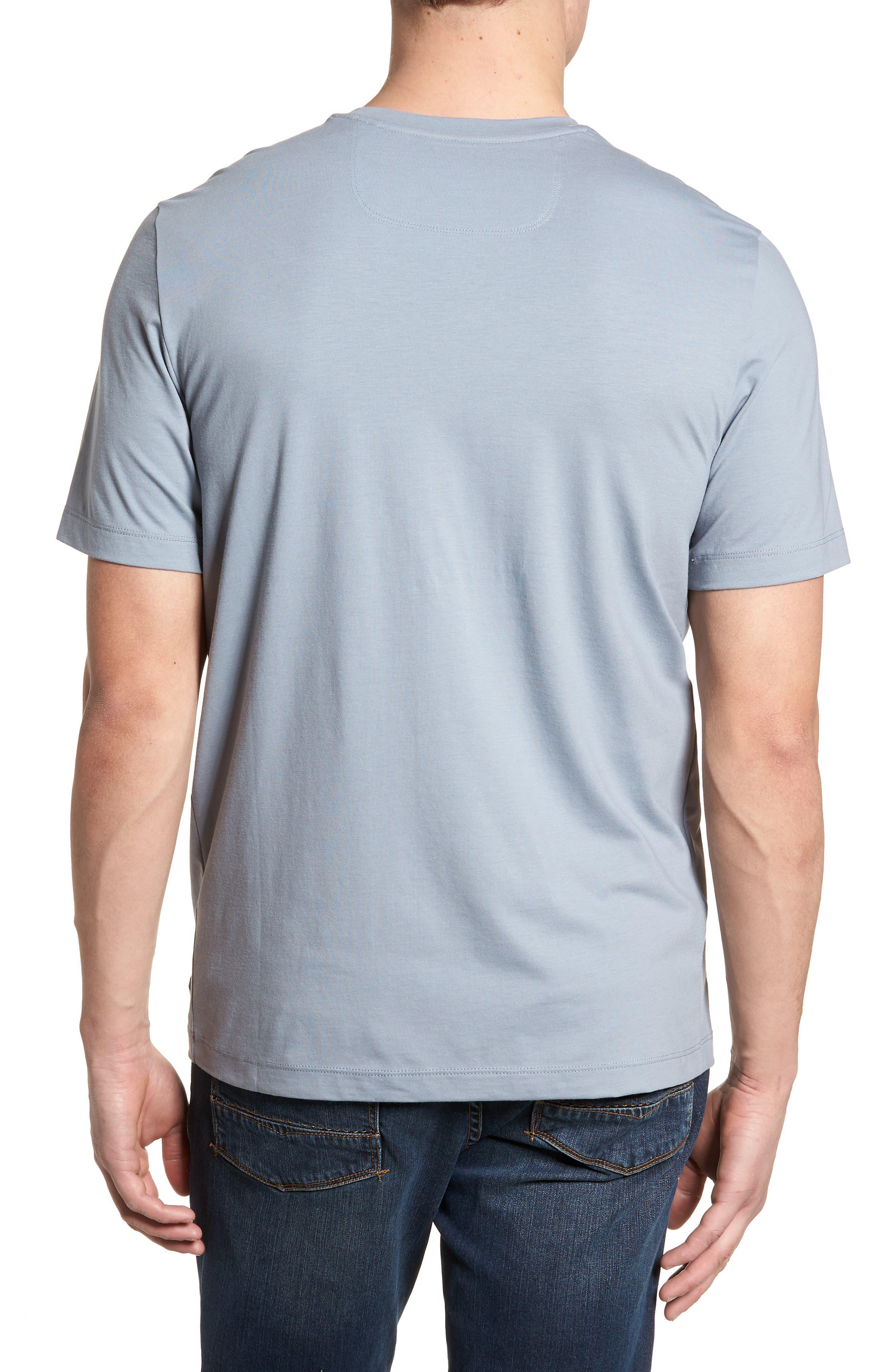 Tropicool T-Shirt,                             Alternate thumbnail 2, color,                             050