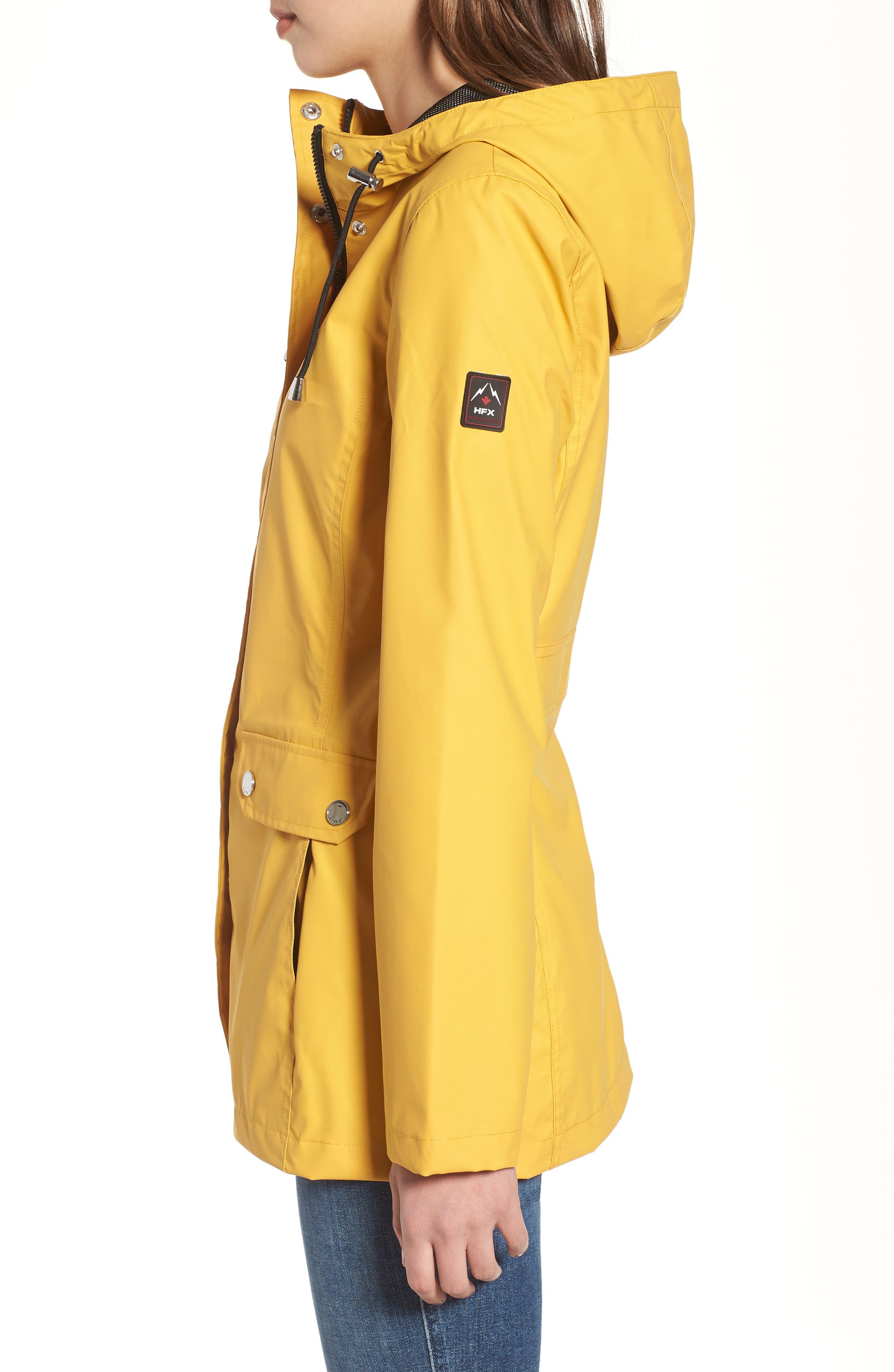 Hooded Raincoat,                             Alternate thumbnail 15, color,