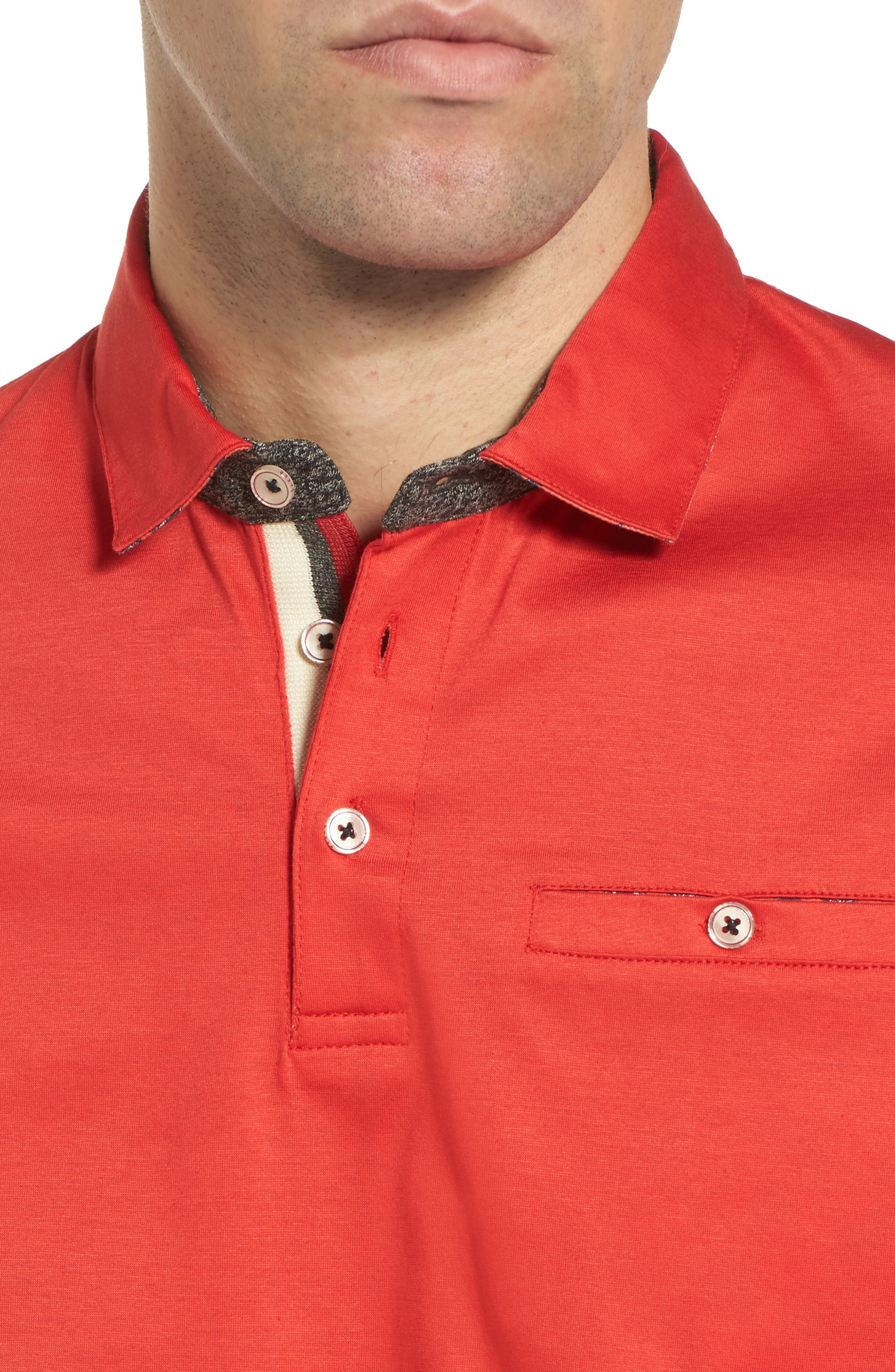 Puggle Trim Fit Polo,                             Alternate thumbnail 12, color,