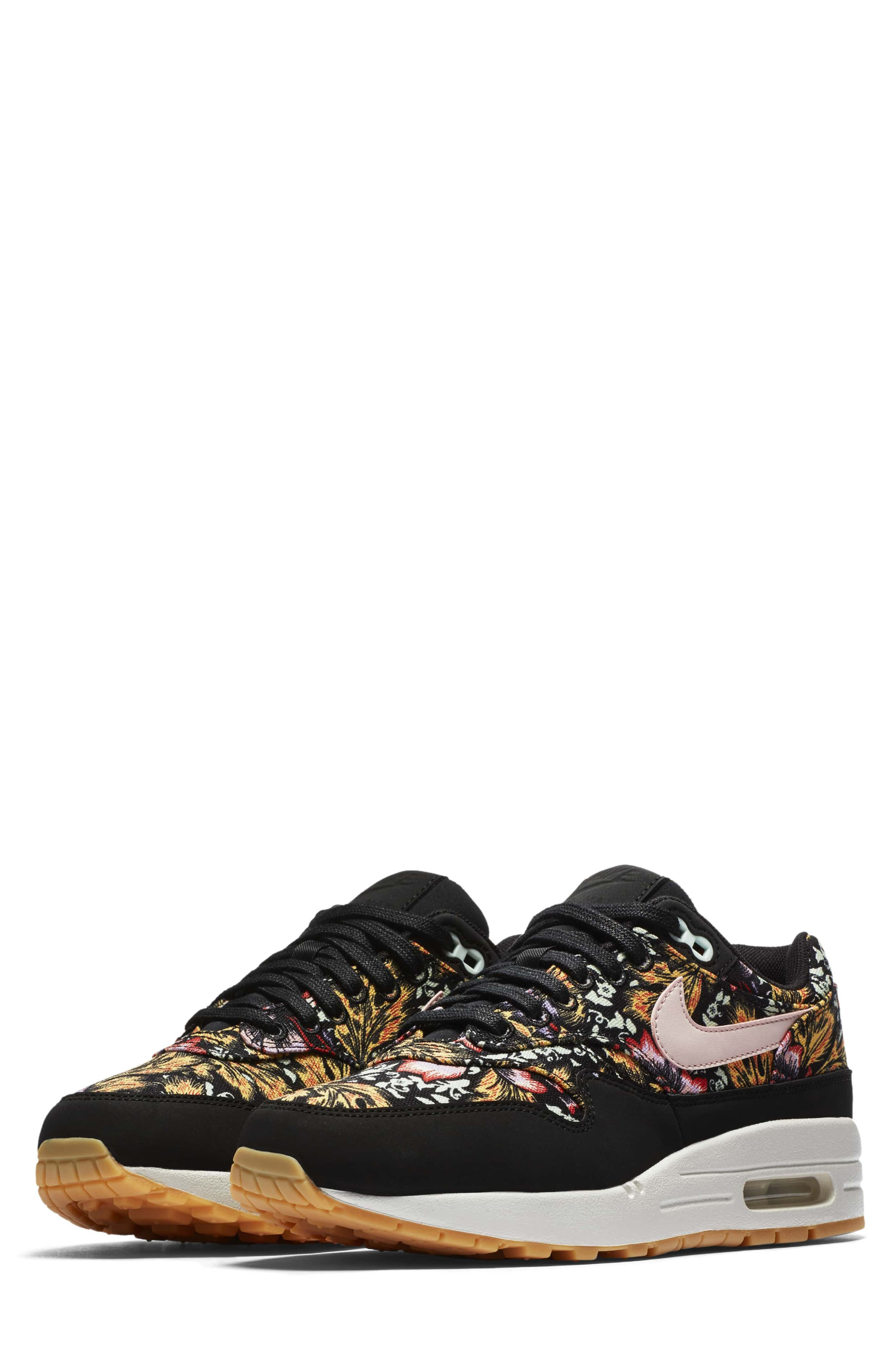 Air Max 1 QS Sneaker,                         Main,                         color, 003