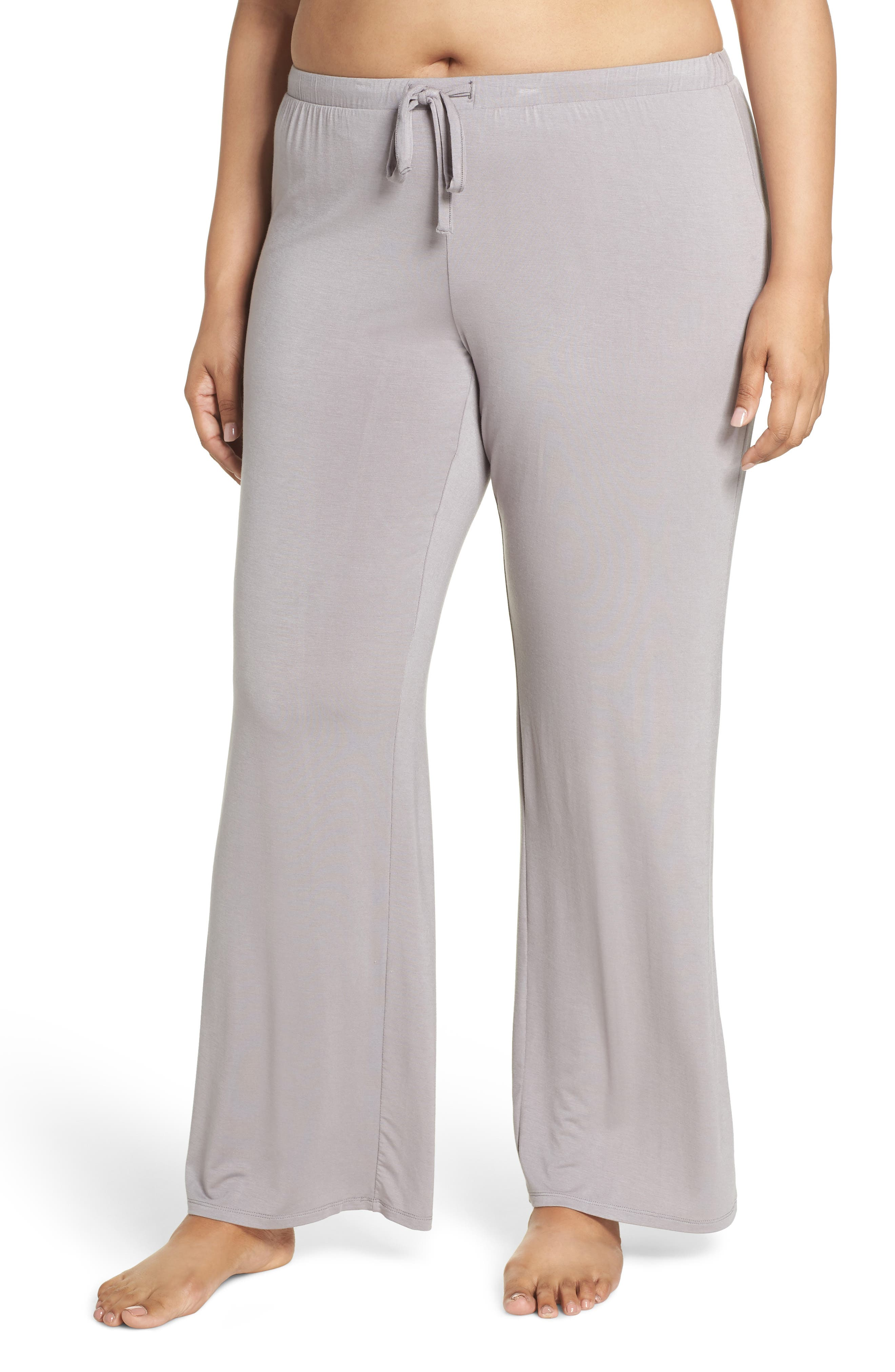 Breathe Lounge Pants,                             Main thumbnail 1, color,                             GREY GULL