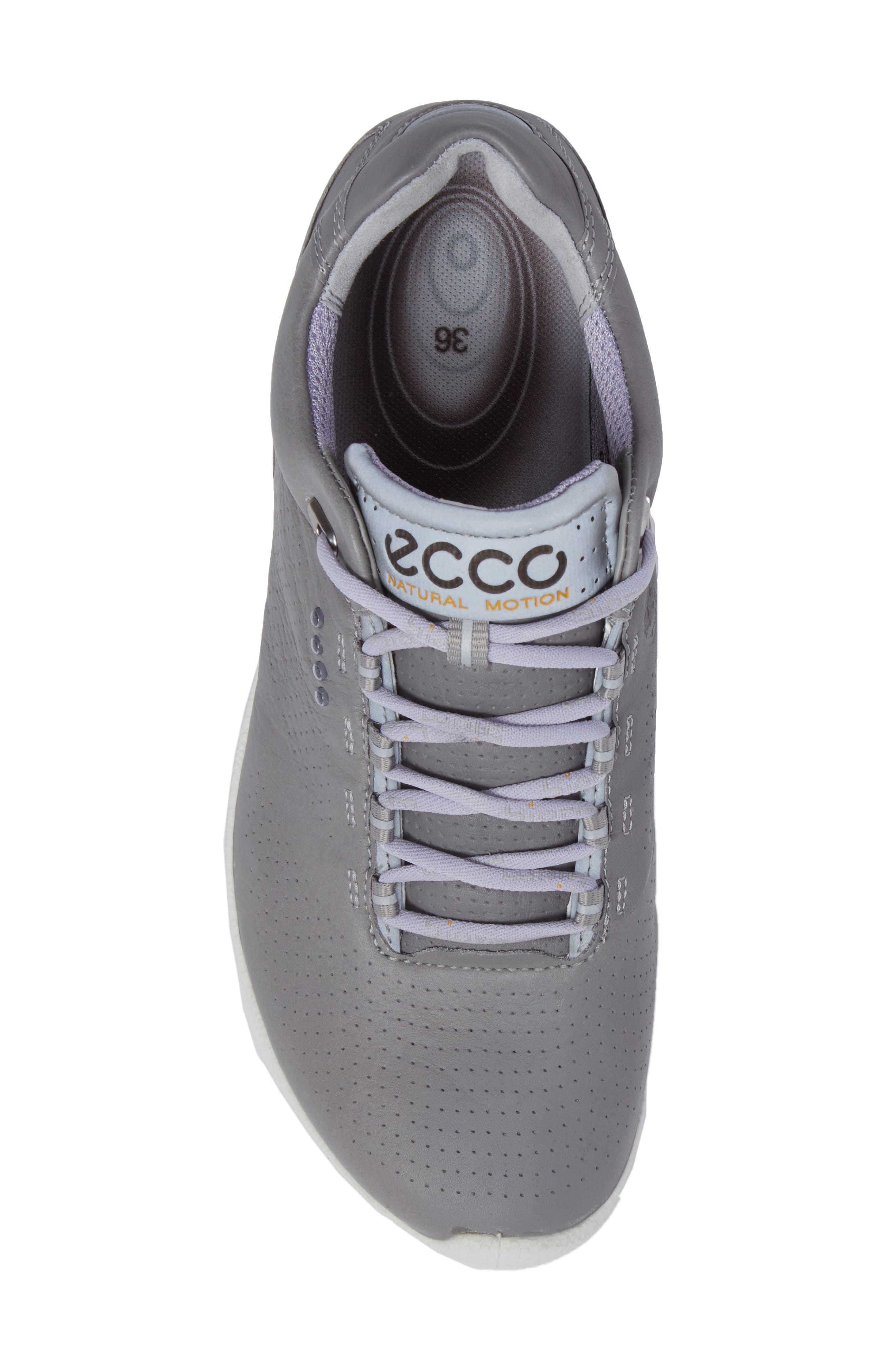 ECCO,                             BIOM 2 Hybrid Water-Repellent Golf Shoe,                             Alternate thumbnail 5, color,                             020