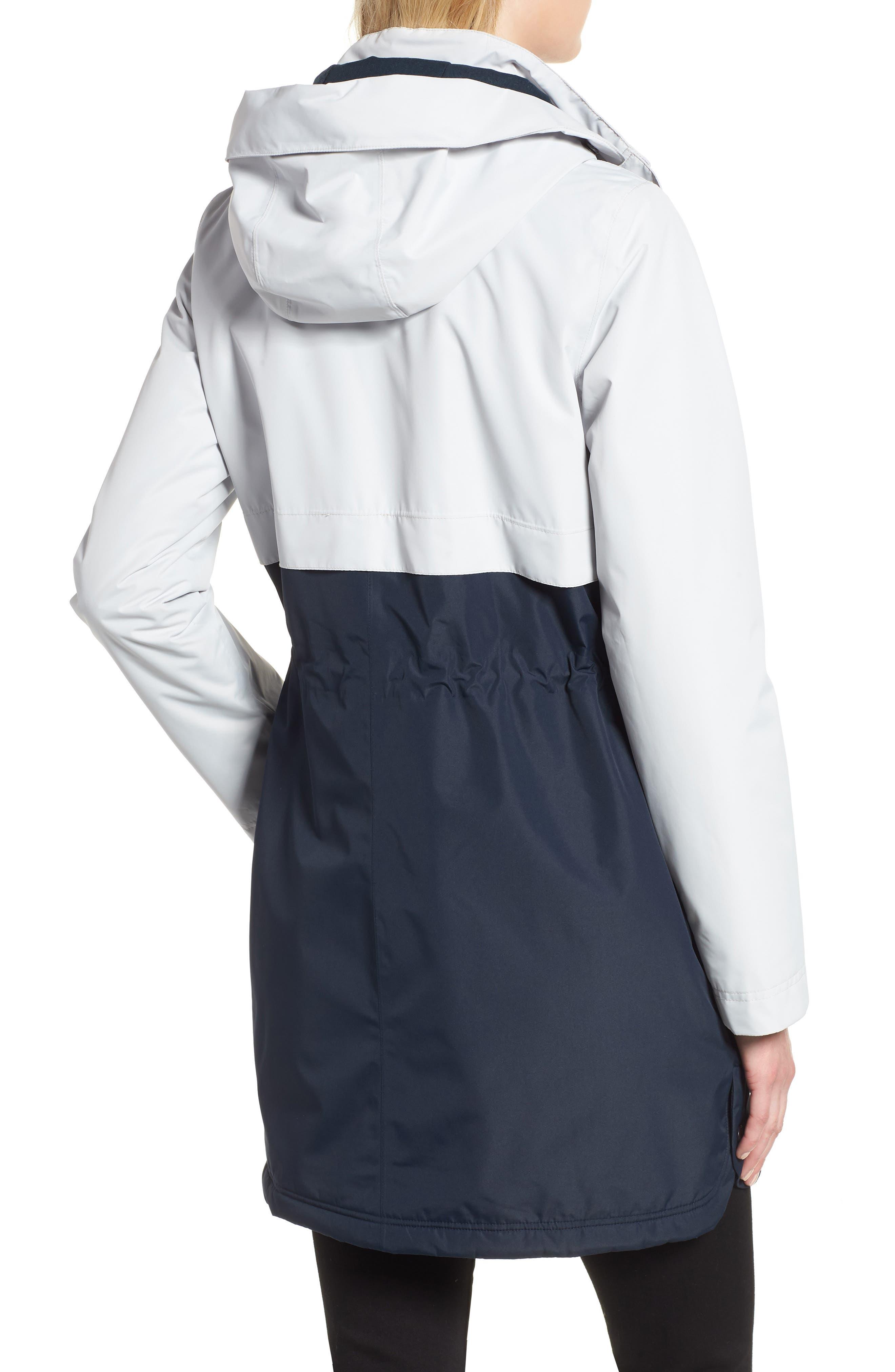 Damini Waterproof Jacket,                             Alternate thumbnail 2, color,                             410