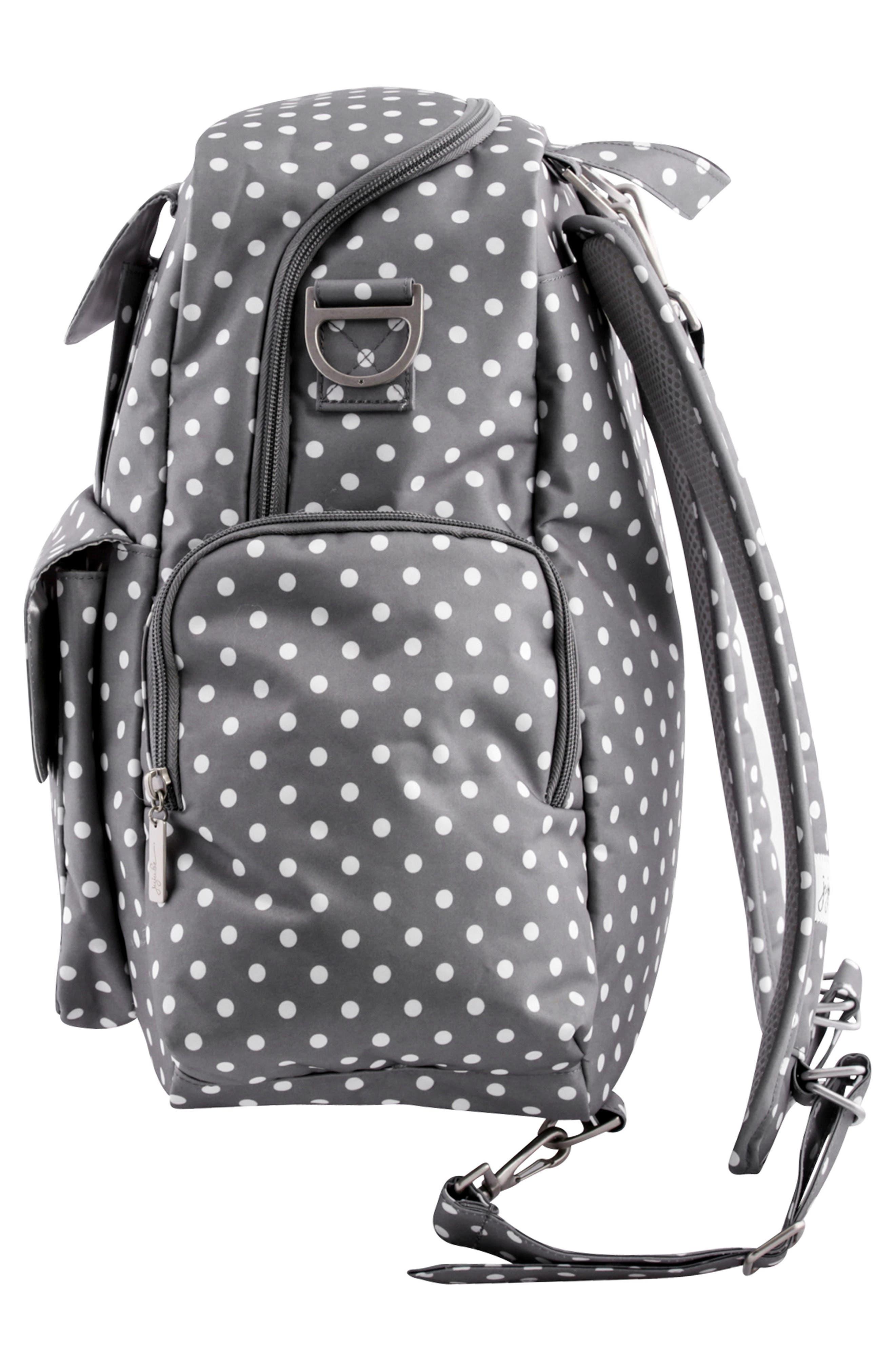 Be Nurtured Pumping Backpack,                             Alternate thumbnail 8, color,                             020