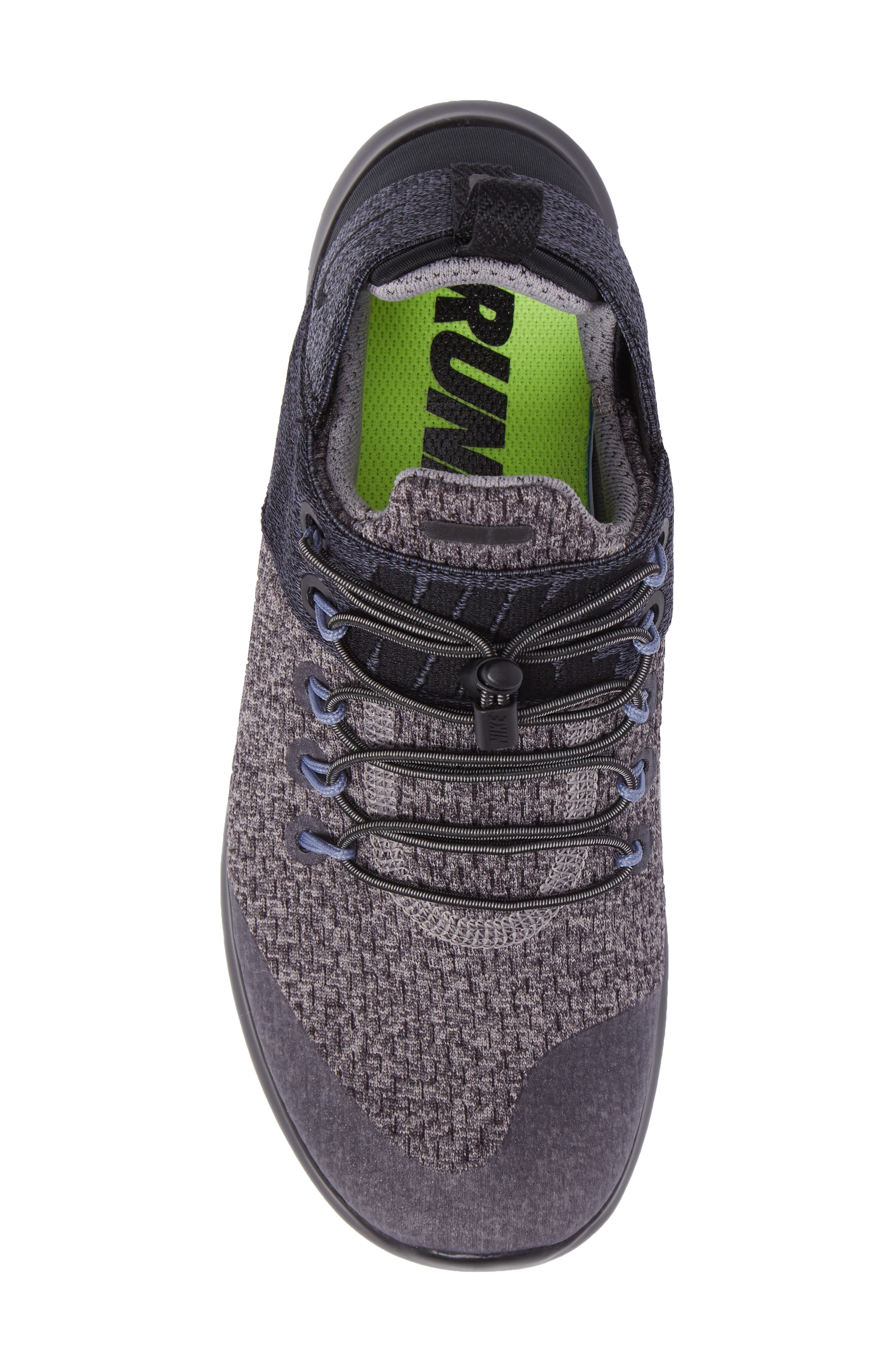 Free RN Commuter 2017 Premium Running Shoe,                             Alternate thumbnail 5, color,                             001
