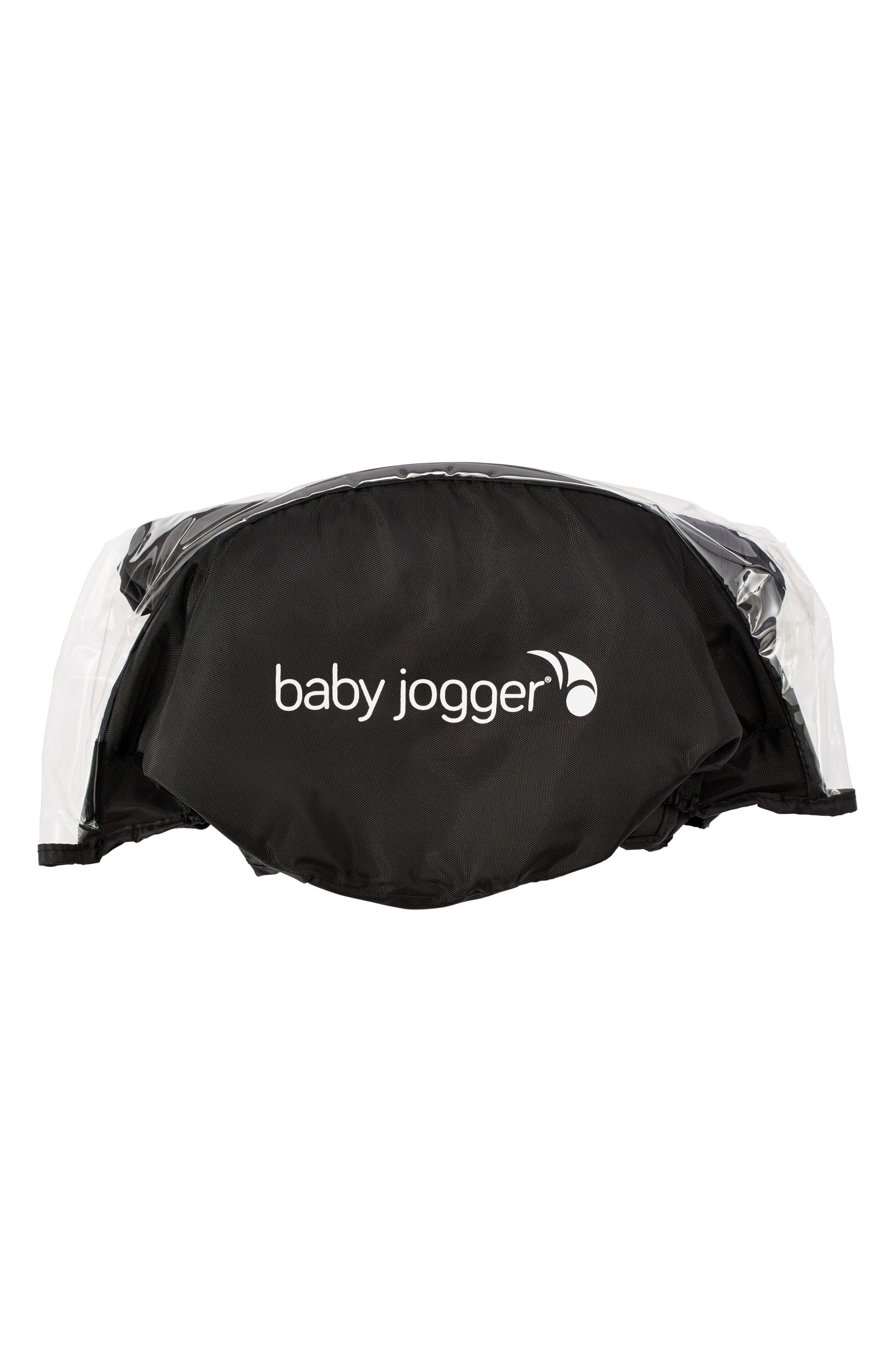 Summit X3 Single Jogging Stroller & Weather Shield,                             Main thumbnail 1, color,                             001