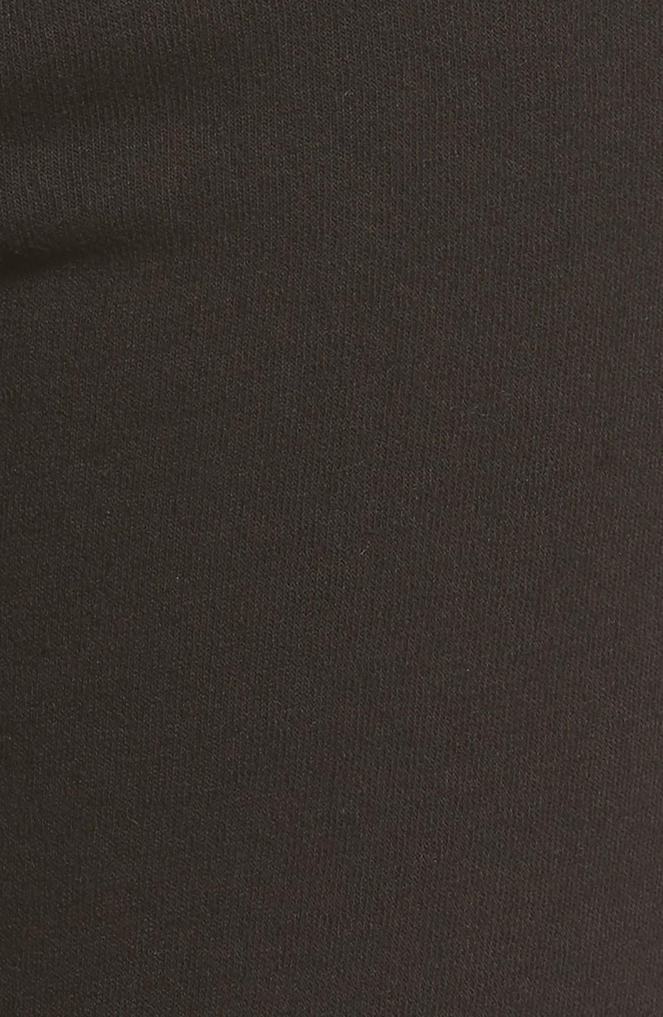 Betsee Distressed Jogger Pants,                             Alternate thumbnail 5, color,                             001
