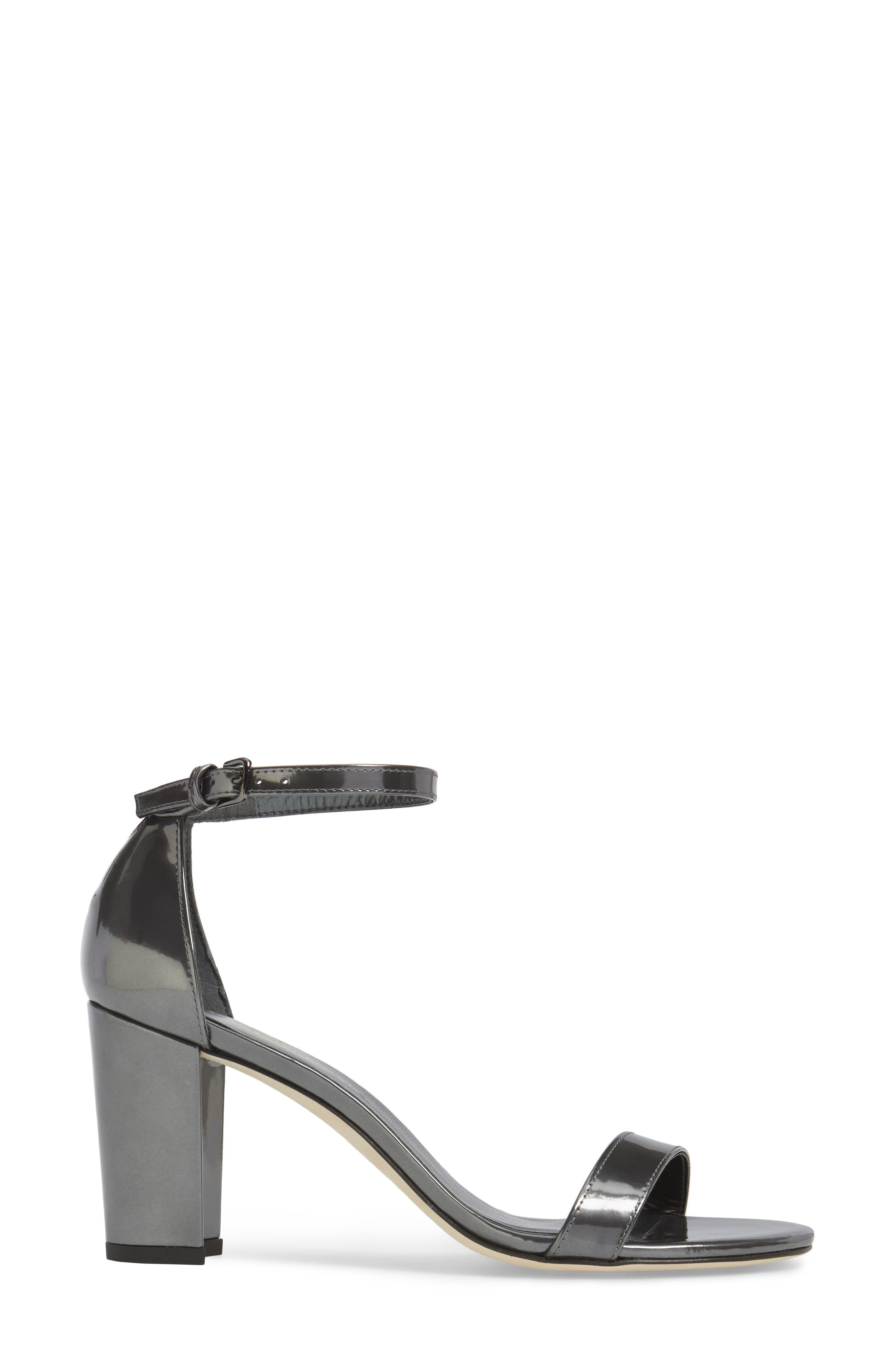 NearlyNude Ankle Strap Sandal,                             Alternate thumbnail 66, color,