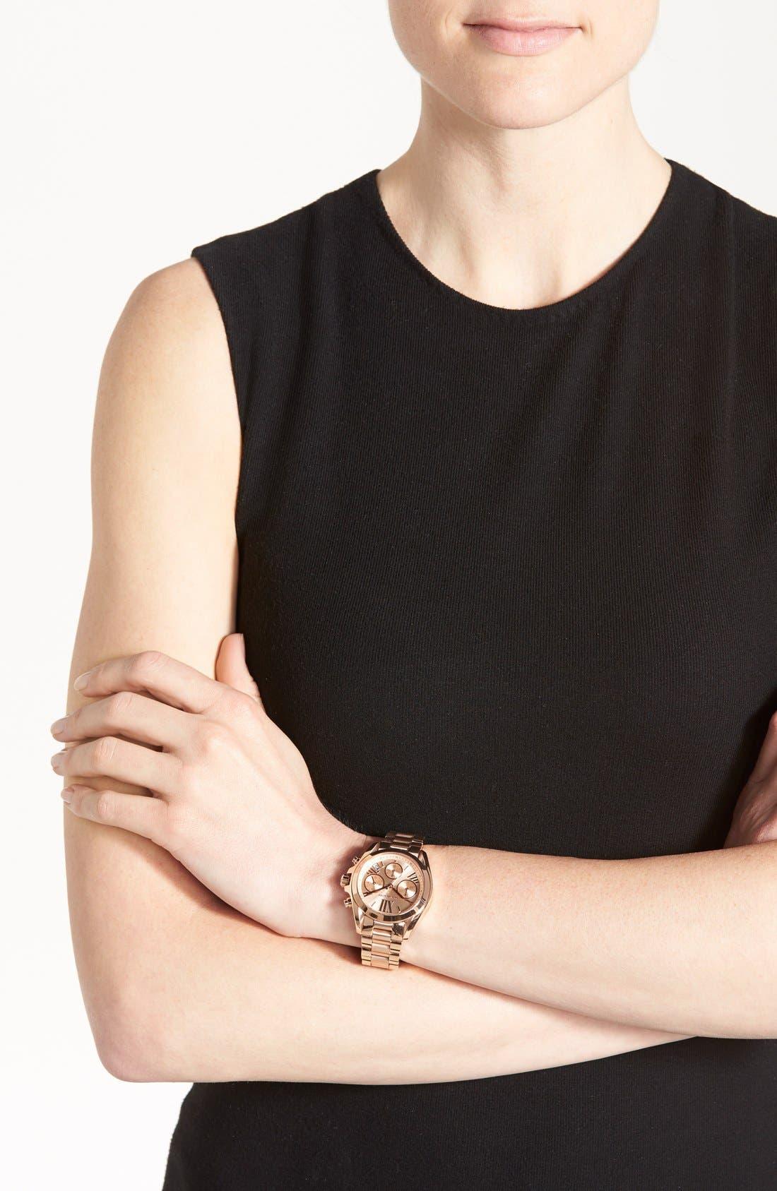 'Bradshaw - Mini' Chronograph Bracelet Watch, 36mm,                             Alternate thumbnail 20, color,