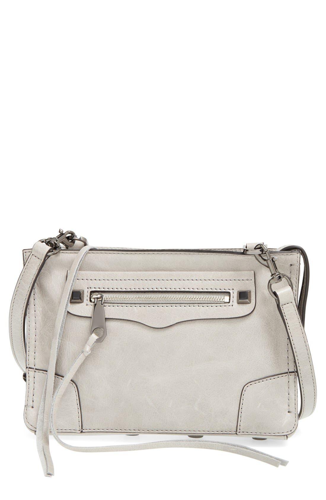 'Regan' Crossbody Bag,                         Main,                         color, 020