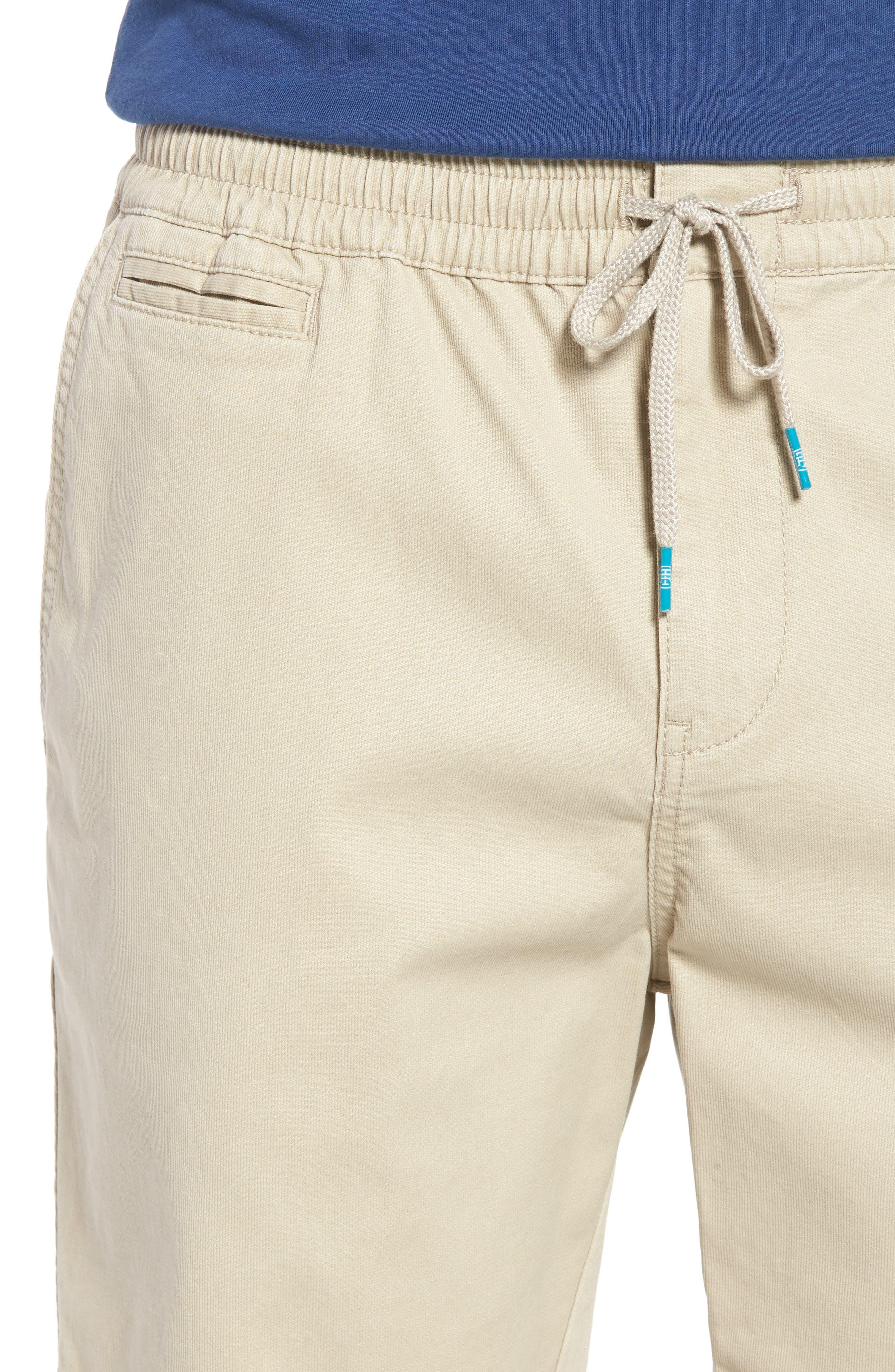 Drawstring Bedford Corduroy Shorts,                             Alternate thumbnail 11, color,