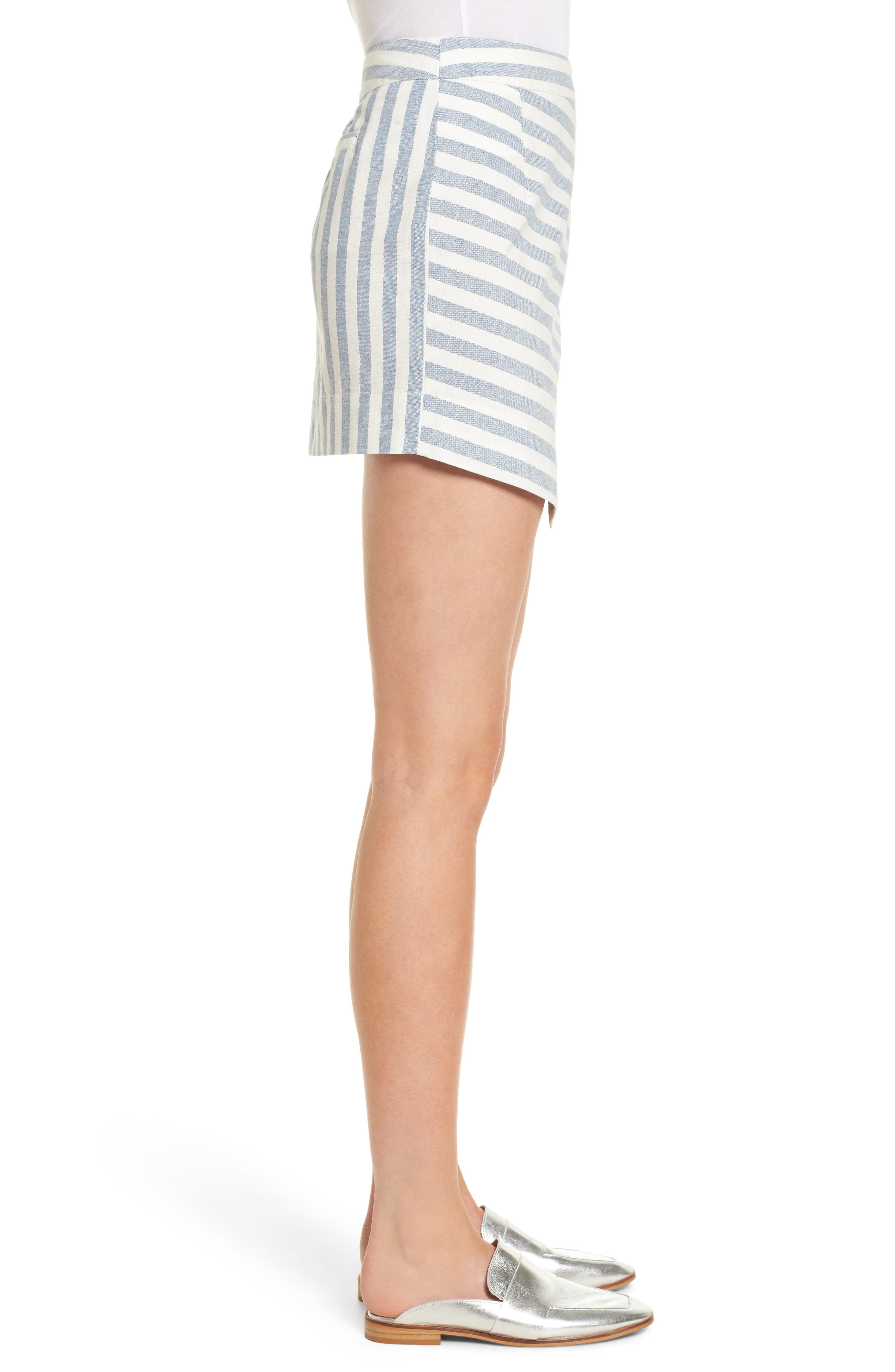 Gigi Wrap Skirt,                             Alternate thumbnail 3, color,
