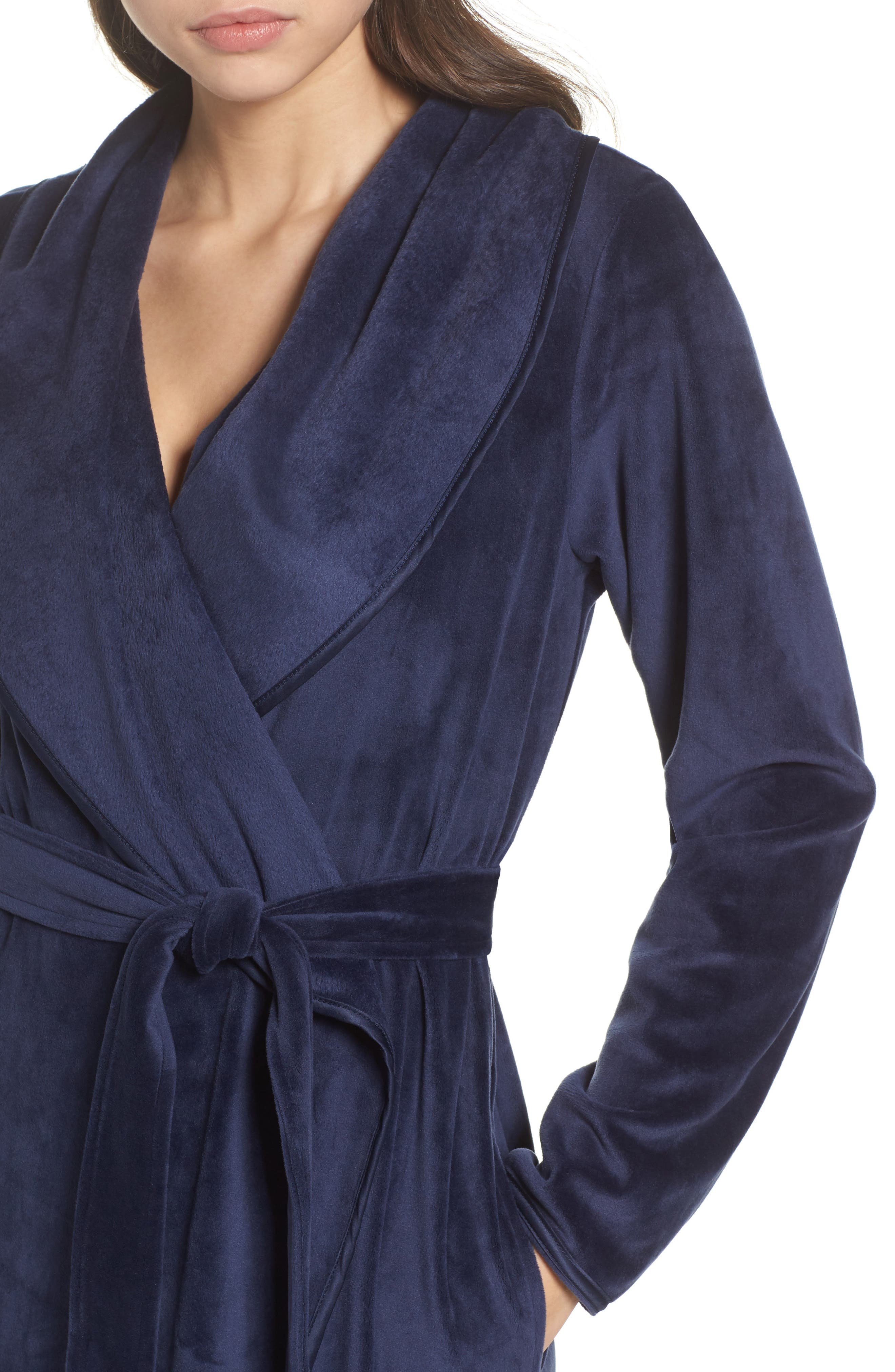 Luxe Shawl Robe,                             Alternate thumbnail 11, color,