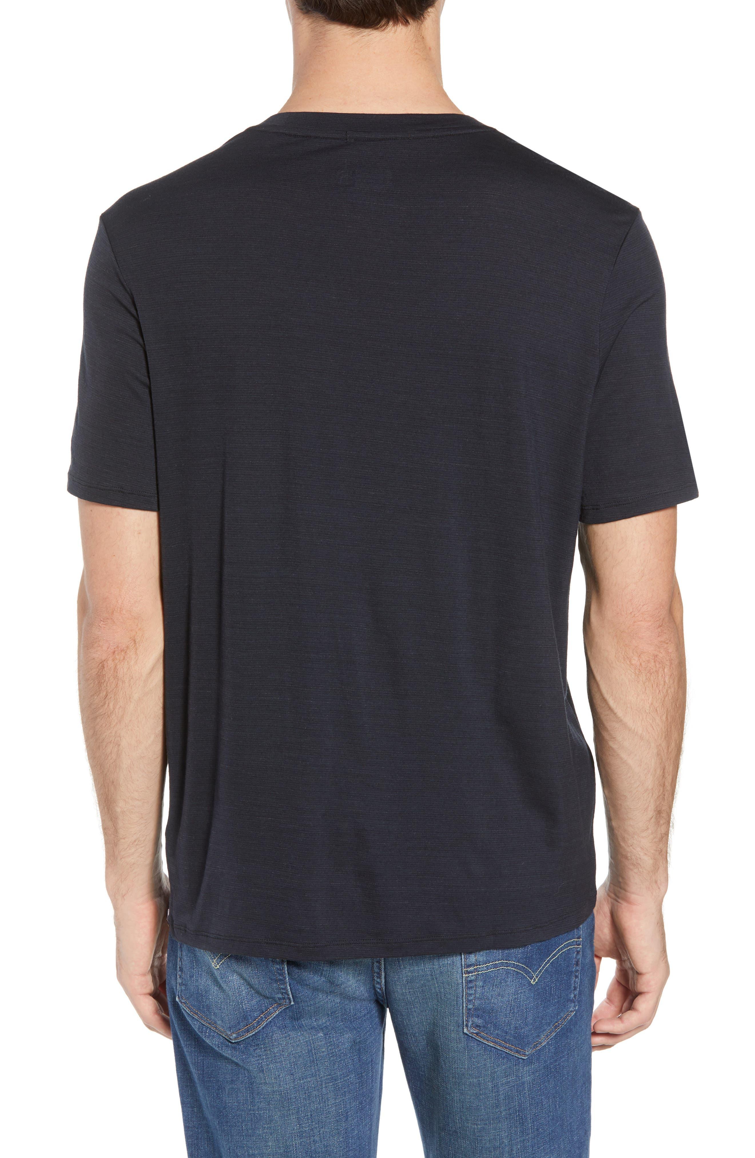 Merino 150 Wool Blend T-Shirt,                             Alternate thumbnail 2, color,                             020