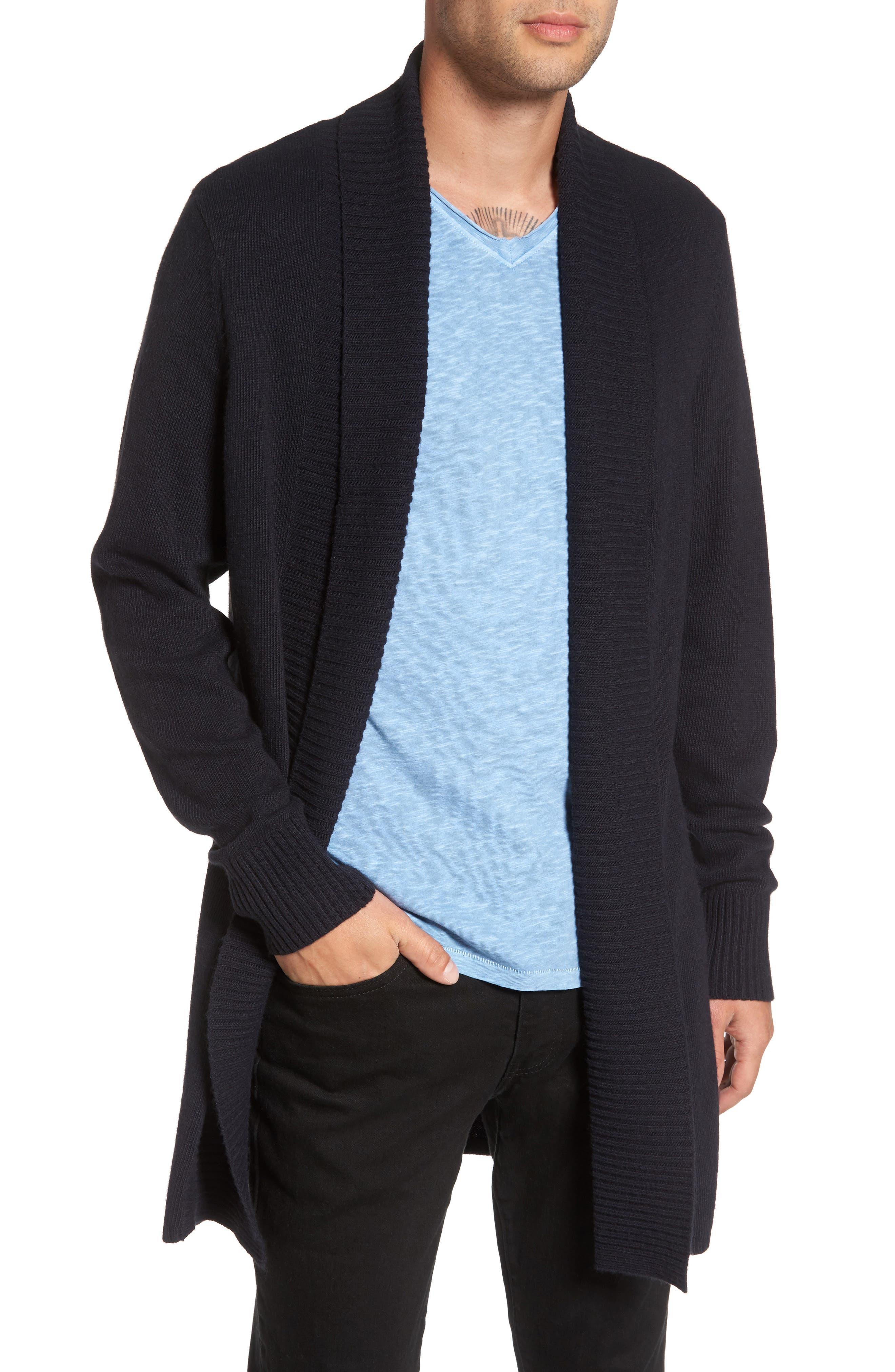 Long Cardigan,                         Main,                         color, 001