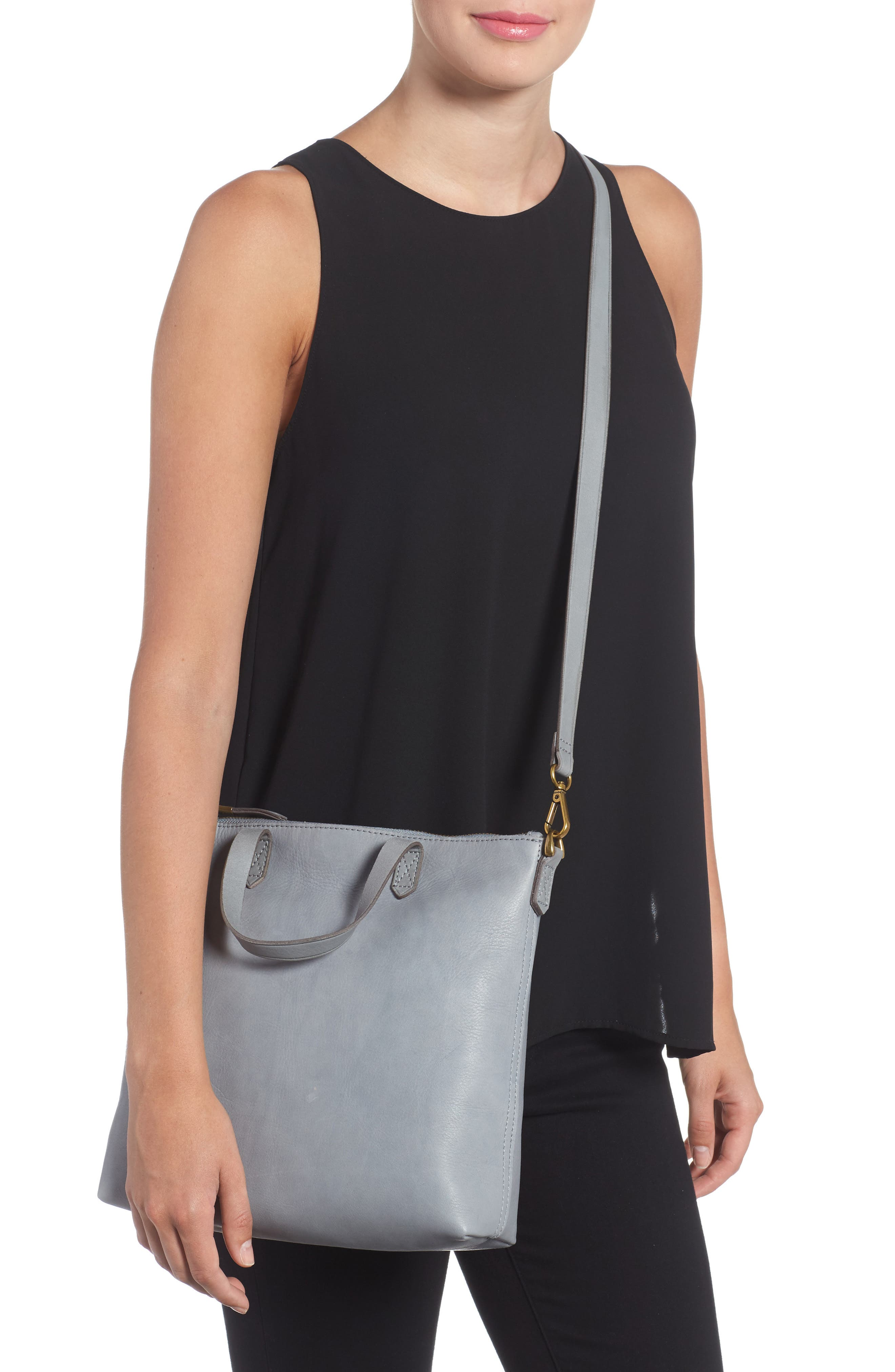 The Transport Leather Crossbody,                             Alternate thumbnail 2, color,                             021