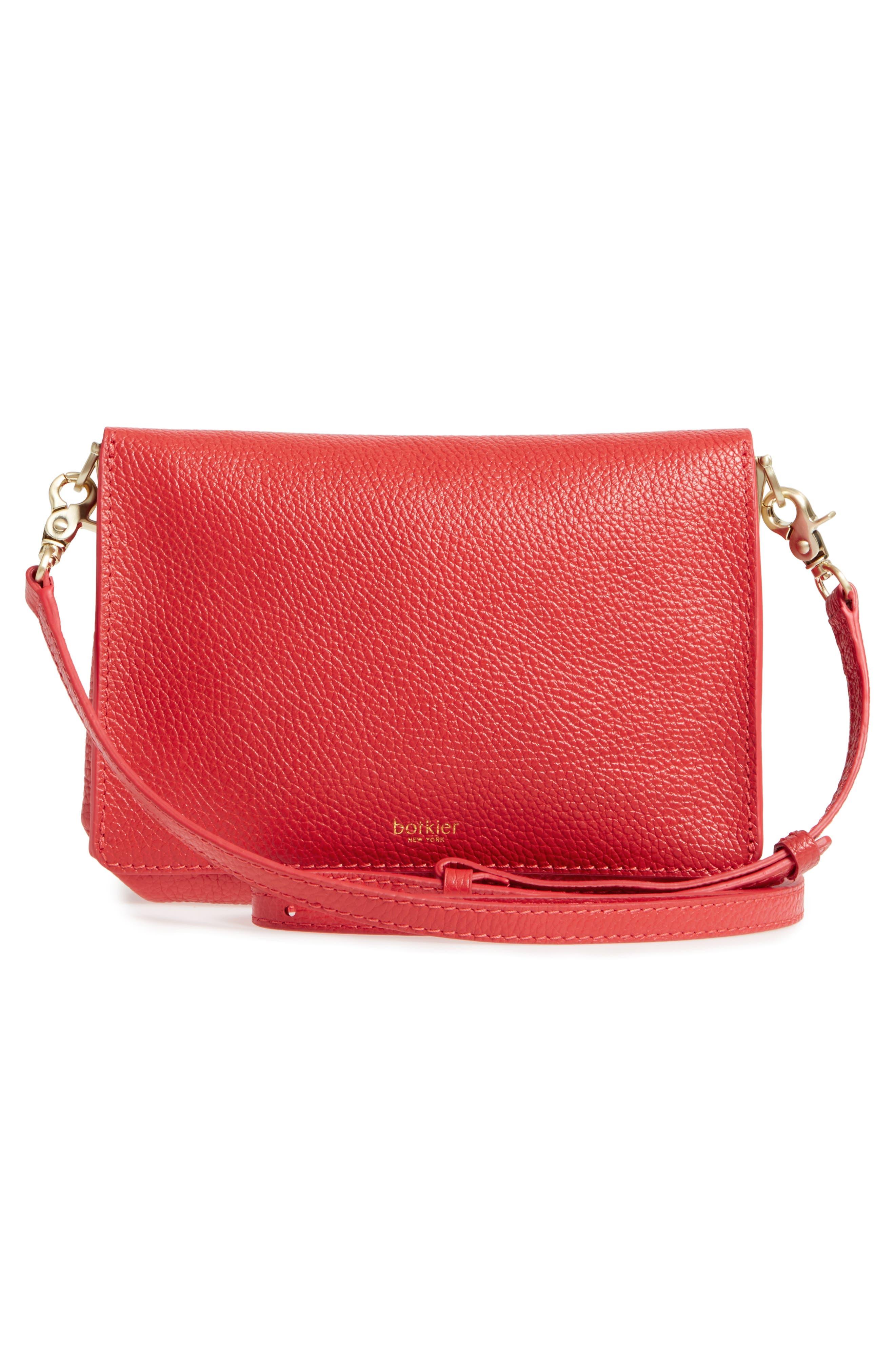 Waverly Leather Crossbody Bag,                             Alternate thumbnail 25, color,