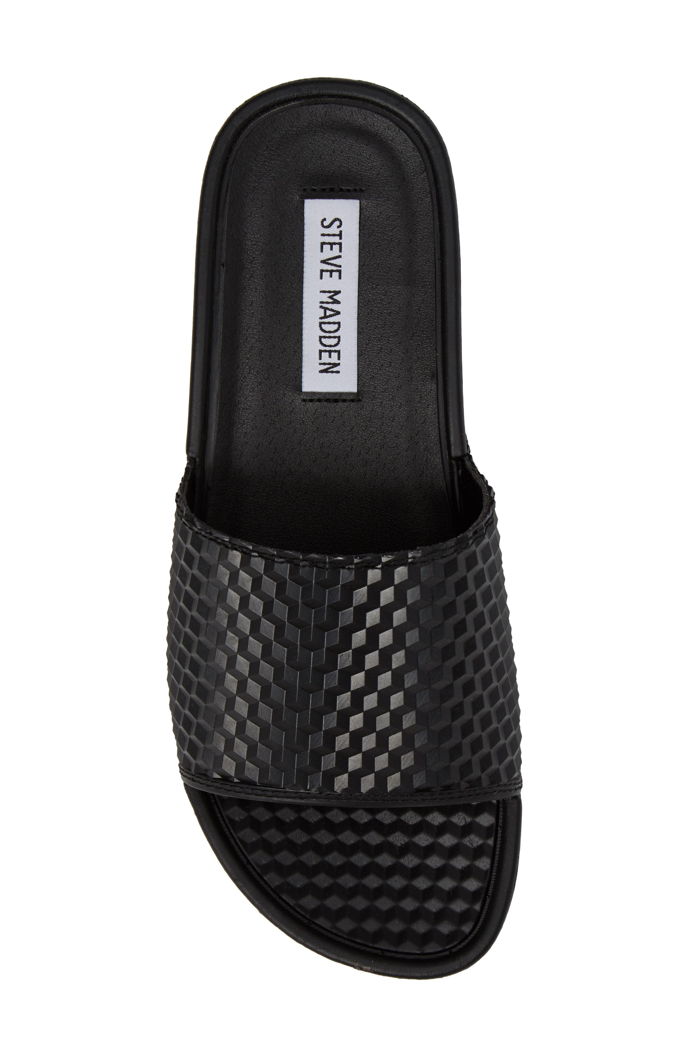 Sharpie Slide Sandal,                             Alternate thumbnail 5, color,                             006