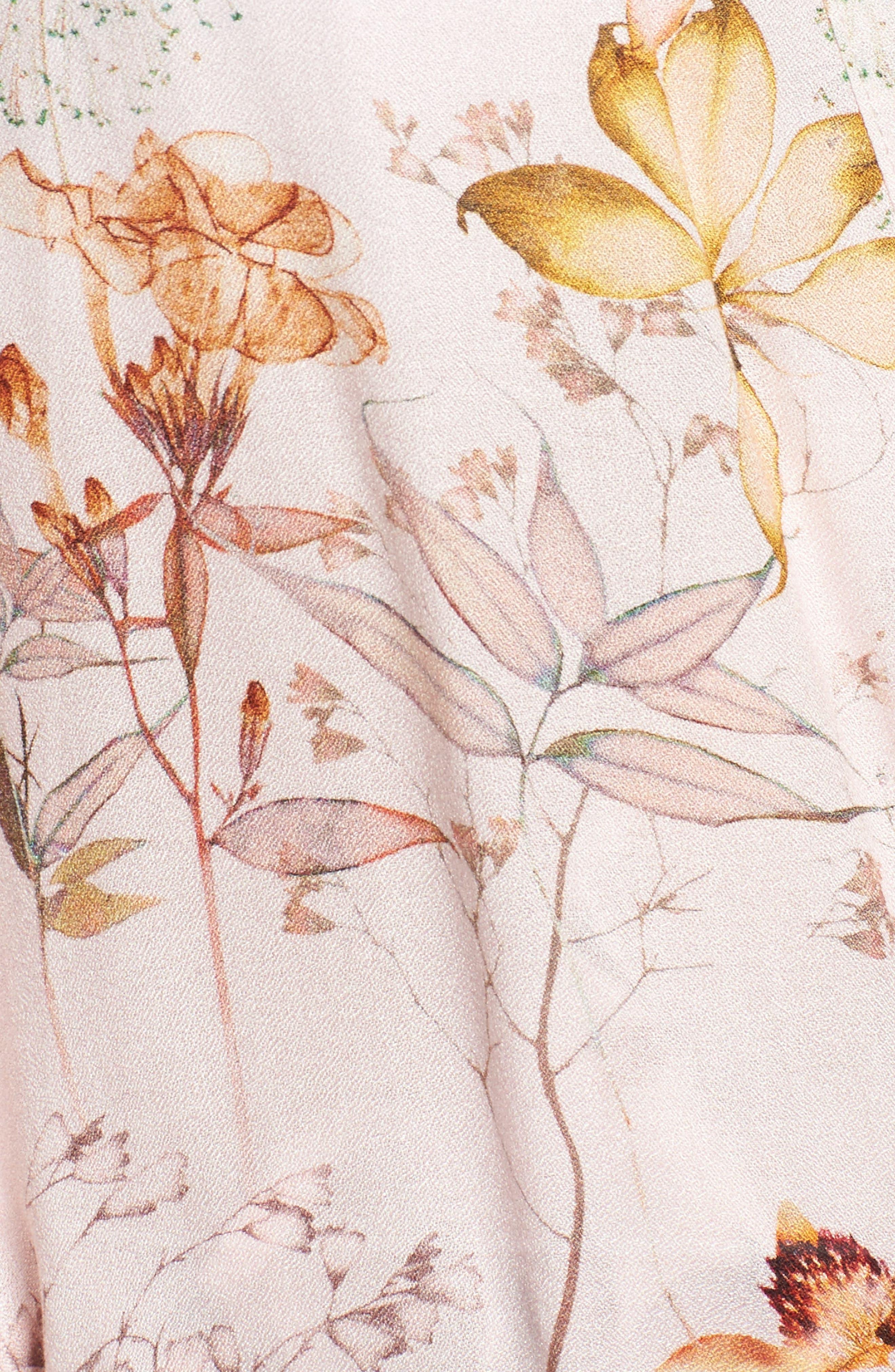 Delilah Kimono,                             Alternate thumbnail 9, color,