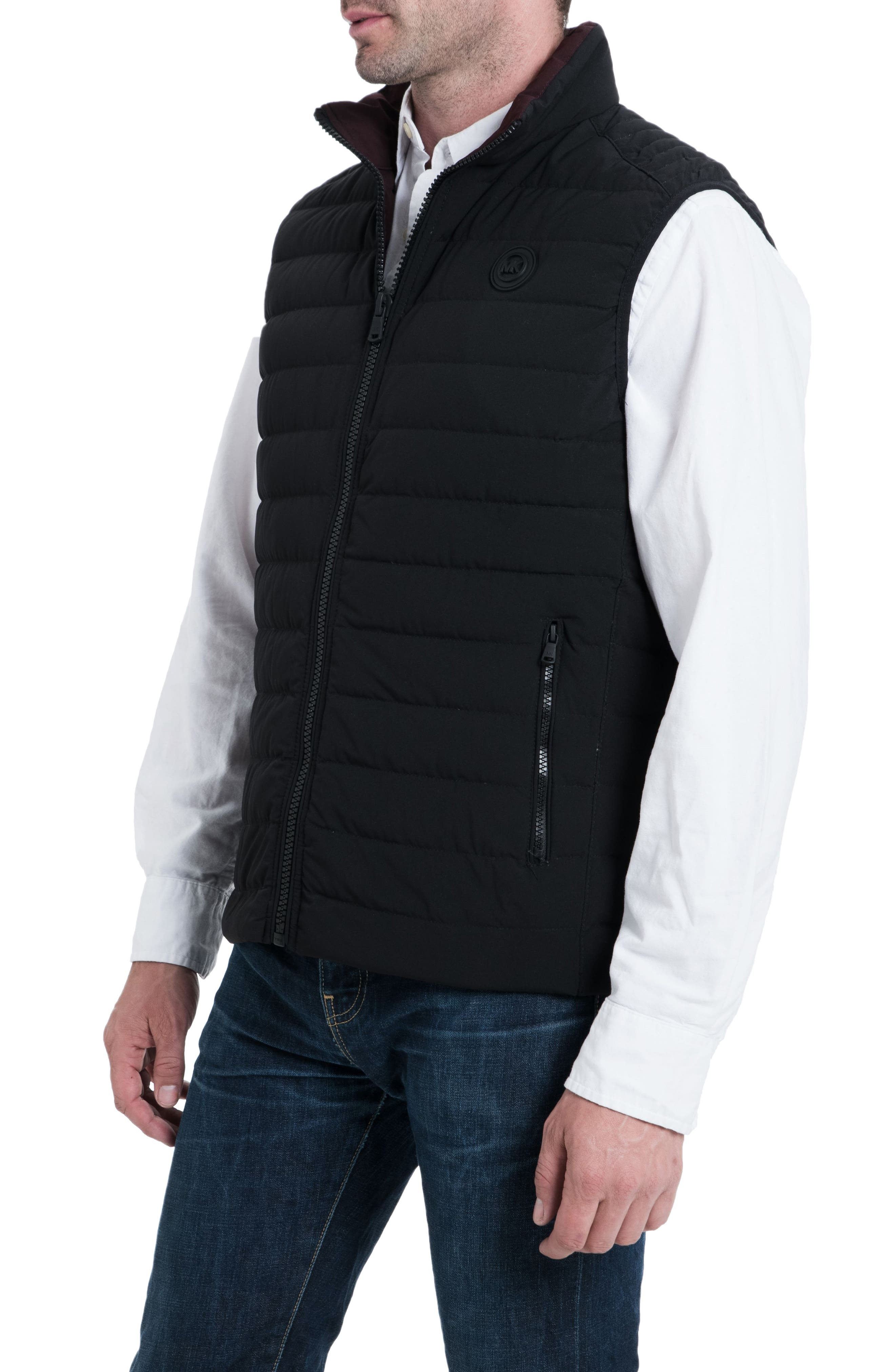 Marshall Vest,                             Alternate thumbnail 3, color,                             BLACK
