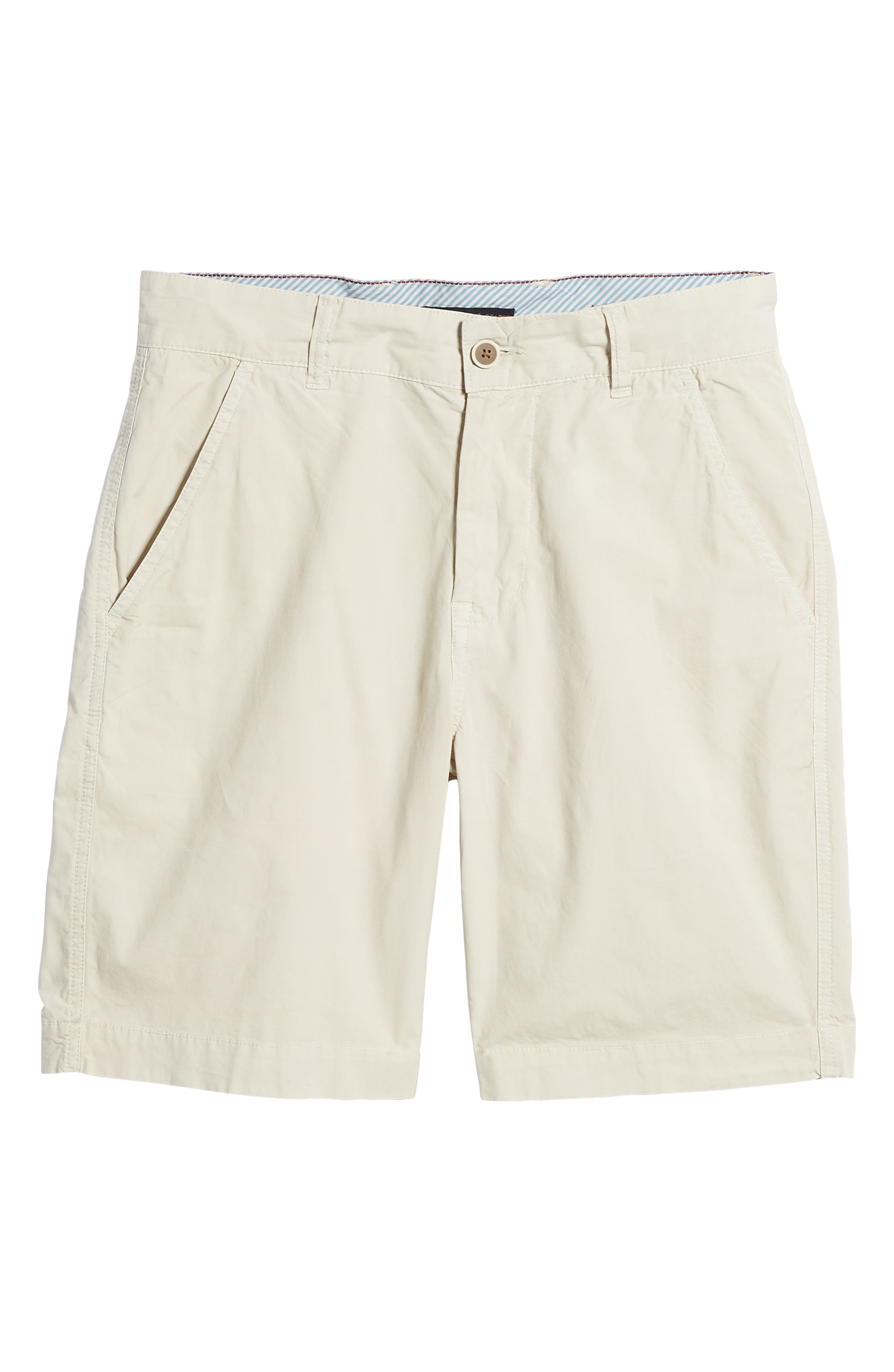 Stretch Poplin Shorts,                             Alternate thumbnail 6, color,                             020