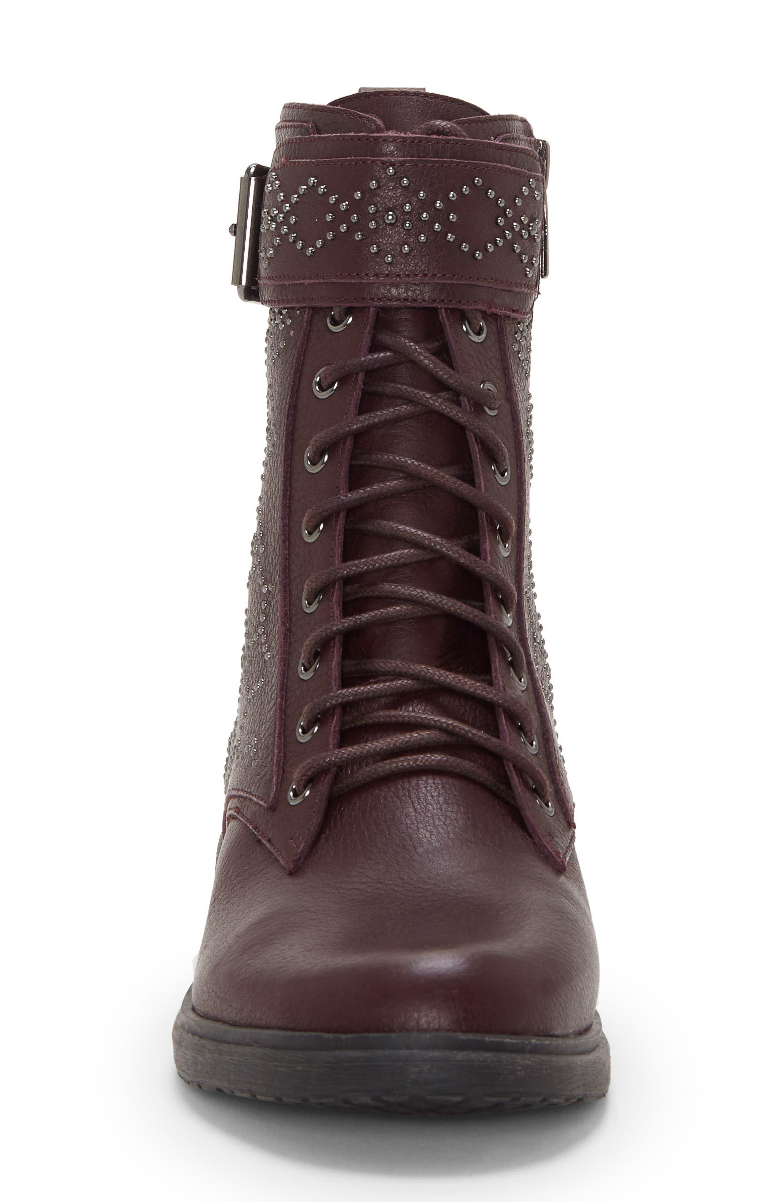 VINCE CAMUTO,                             Tanowie Boot,                             Alternate thumbnail 4, color,                             VAMP LEATHER