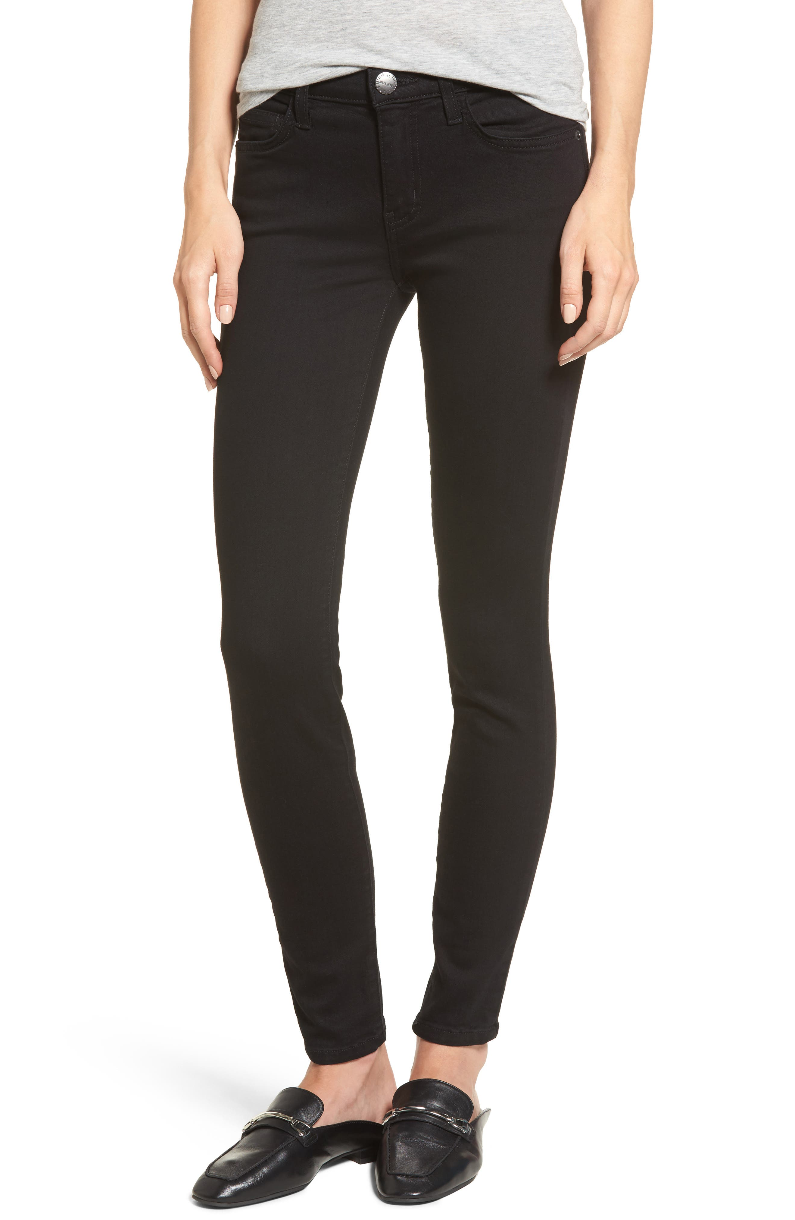 The Stiletto Skinny Jeans,                             Main thumbnail 1, color,                             007