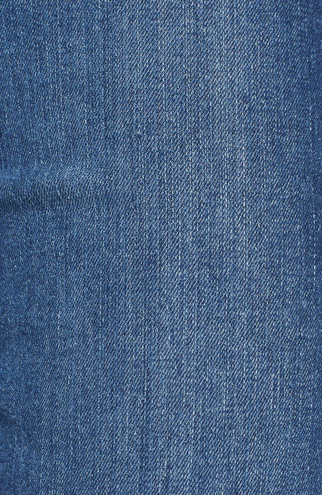 'Le High Flare' Jeans,                             Alternate thumbnail 15, color,