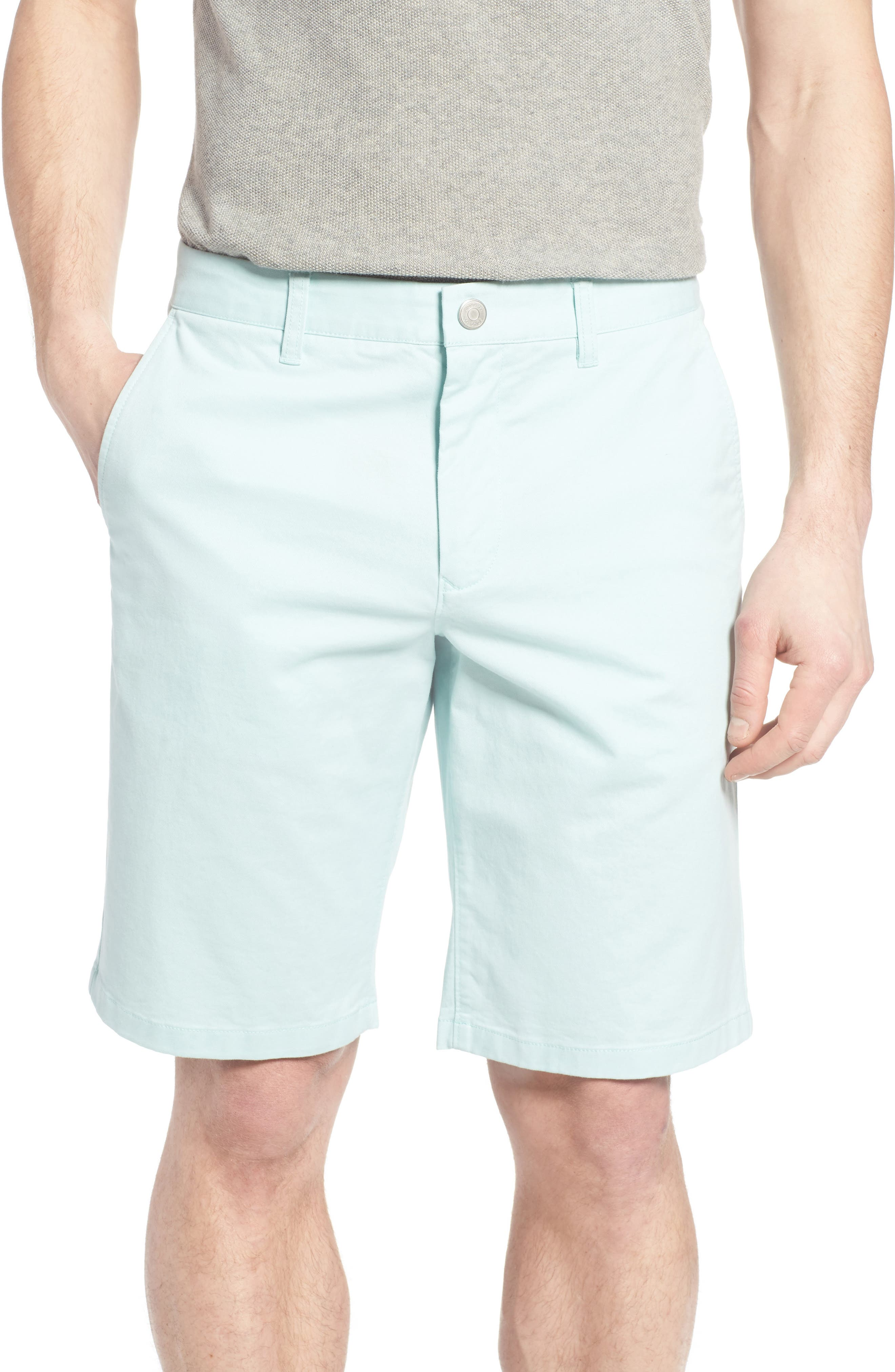Stretch Washed Chino 11-Inch Shorts,                             Main thumbnail 18, color,