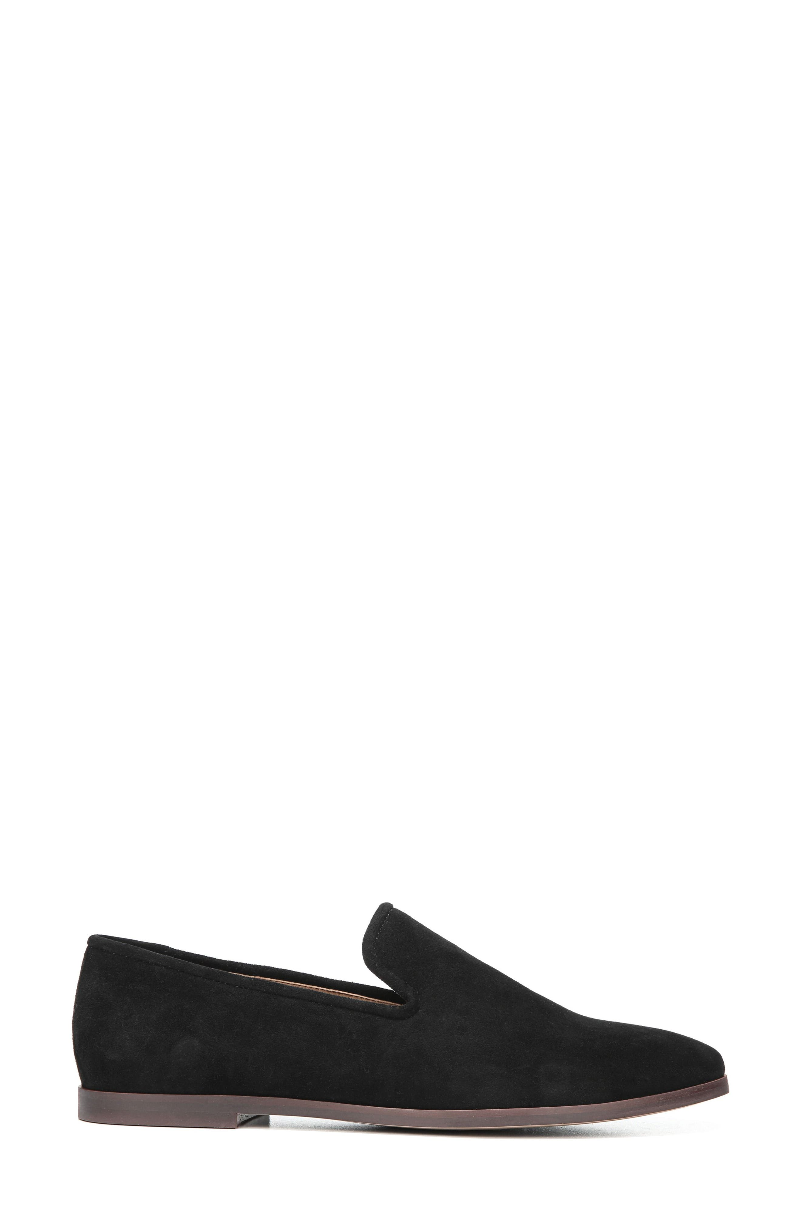 Ayers Loafer Flat,                             Alternate thumbnail 3, color,                             003