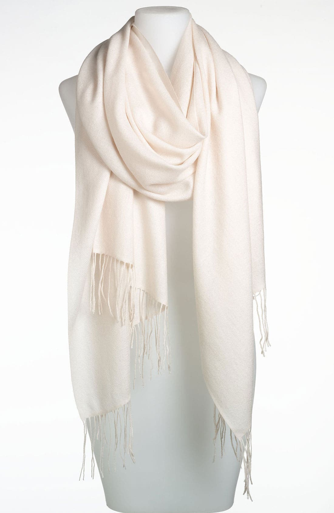 Tissue Weight Wool & Cashmere Wrap,                             Main thumbnail 168, color,