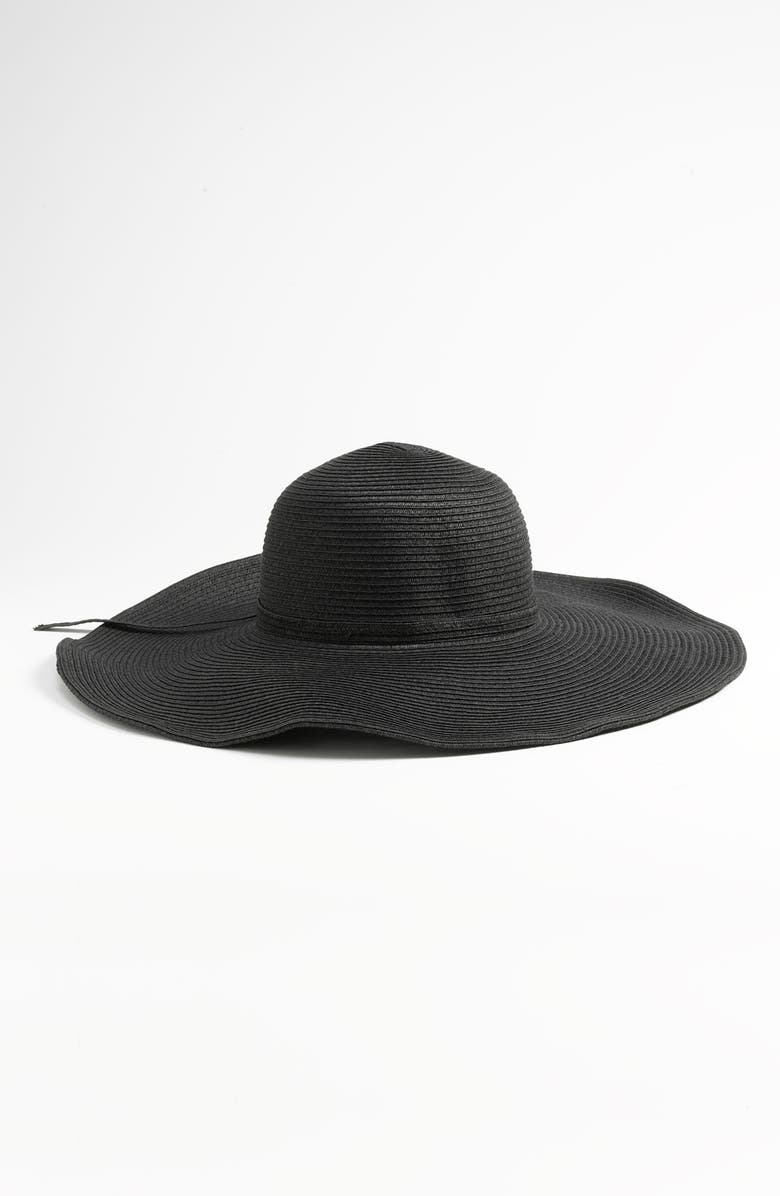 d93c6d42698 David   Young Woven Wide Brim Hat