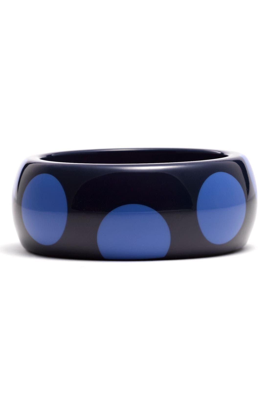 'Hot Dot' Wide Bangle,                         Main,                         color, 427