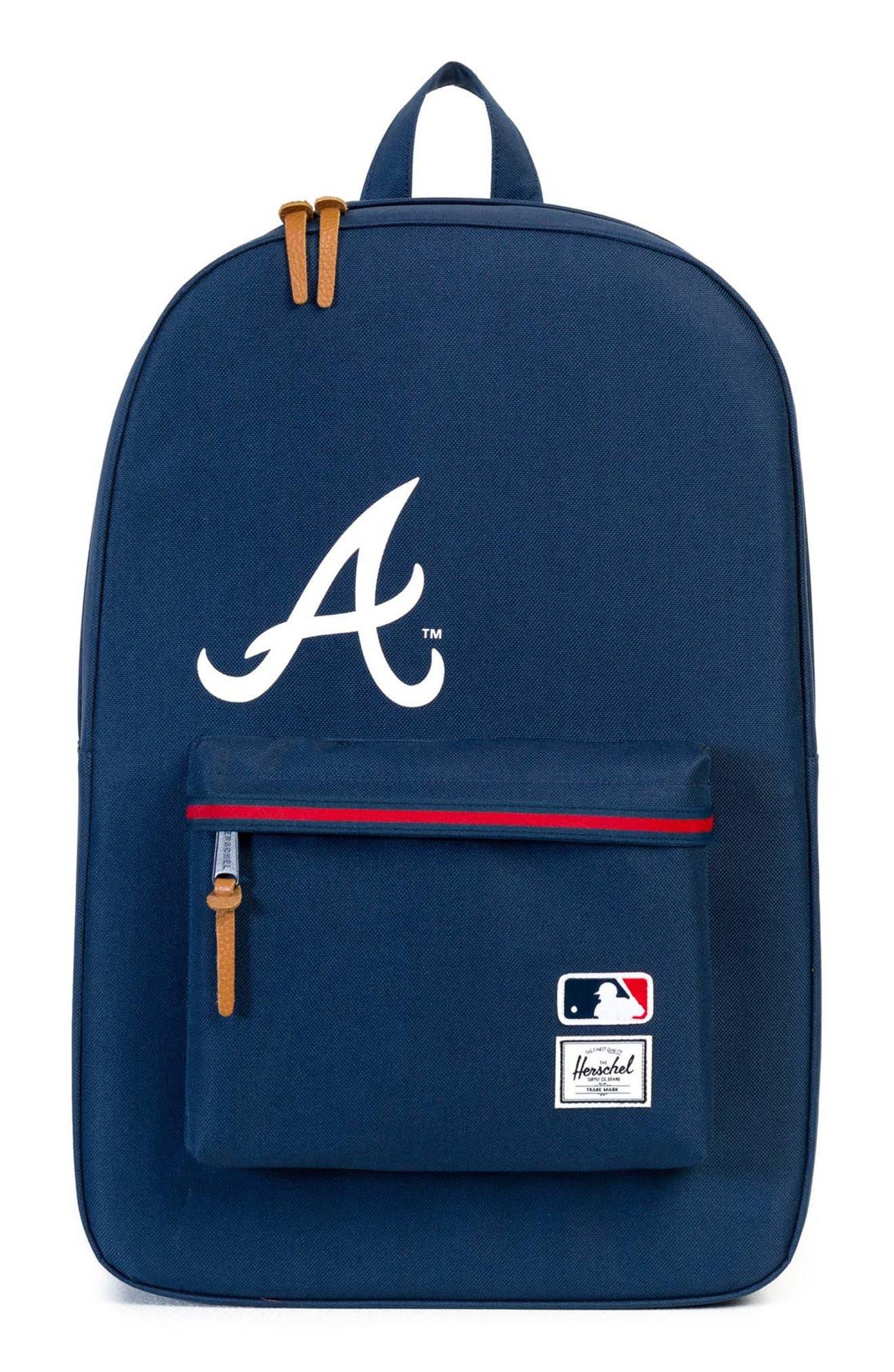 Heritage - MLB National League Backpack,                             Main thumbnail 4, color,