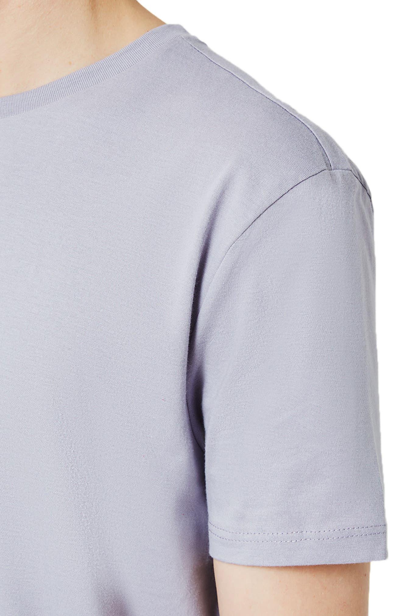 Slim Fit Crewneck T-Shirt,                             Alternate thumbnail 268, color,